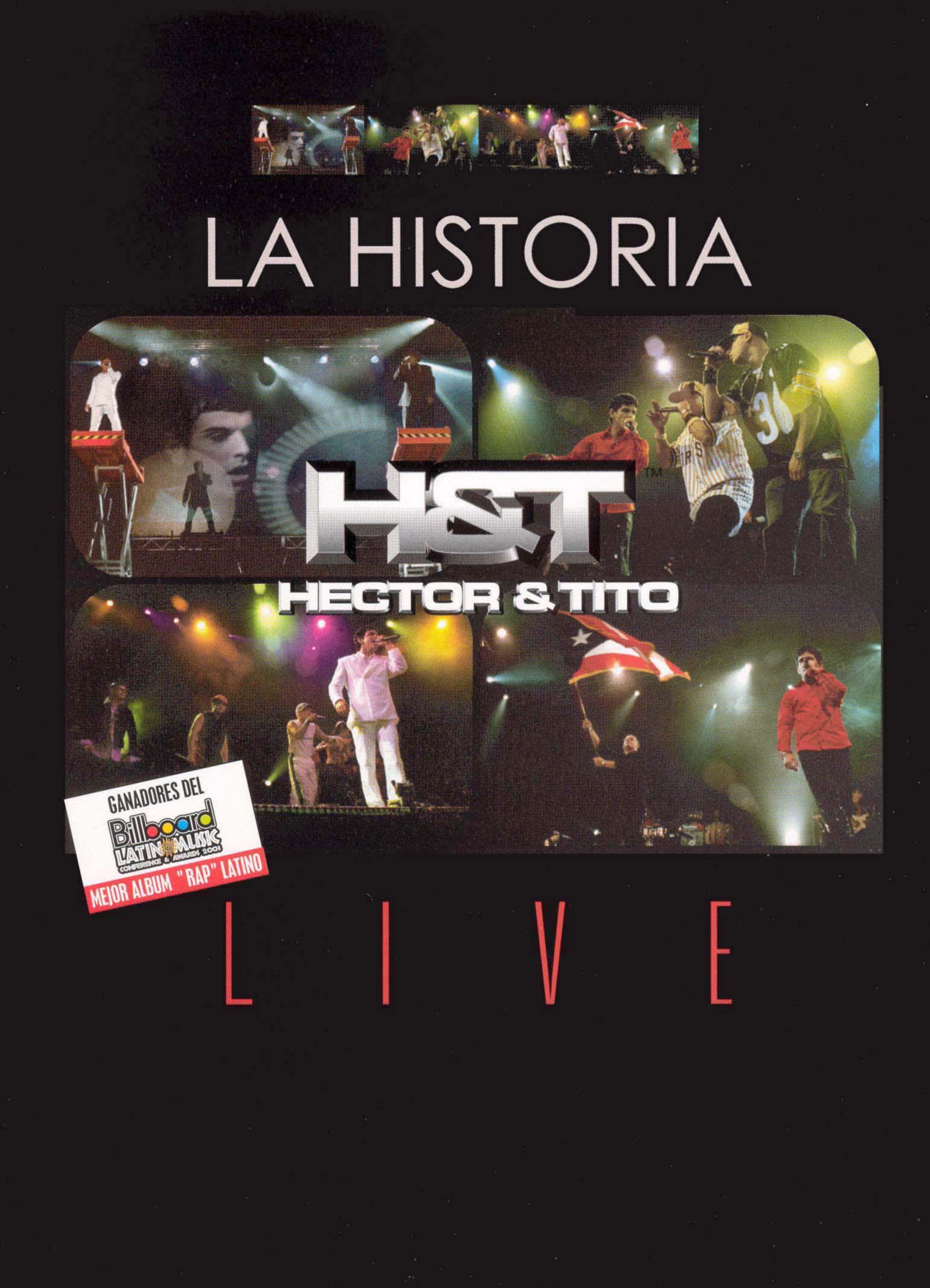 Hector & Tito: La Historia Live