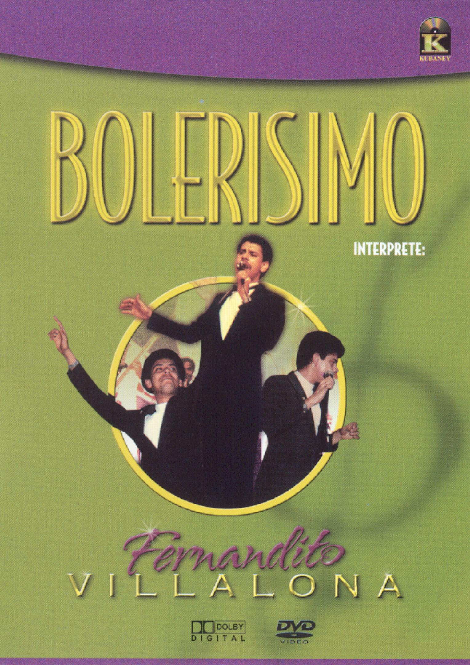 Fernandito Villalona: Bolerisimo