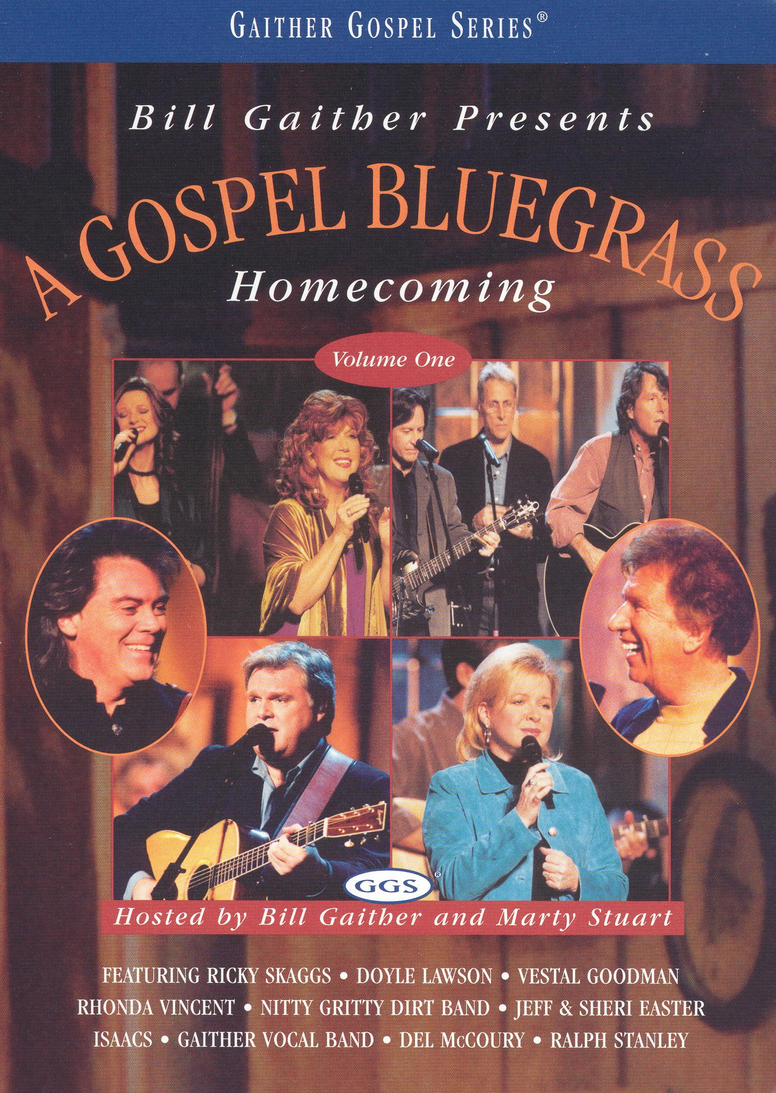 A Gospel Bluegrass Homecoming, Vol. 1