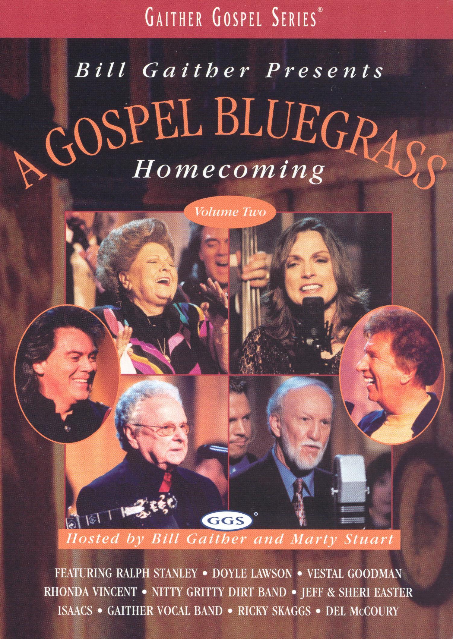 A Gospel Bluegrass Homecoming, Vol. 2