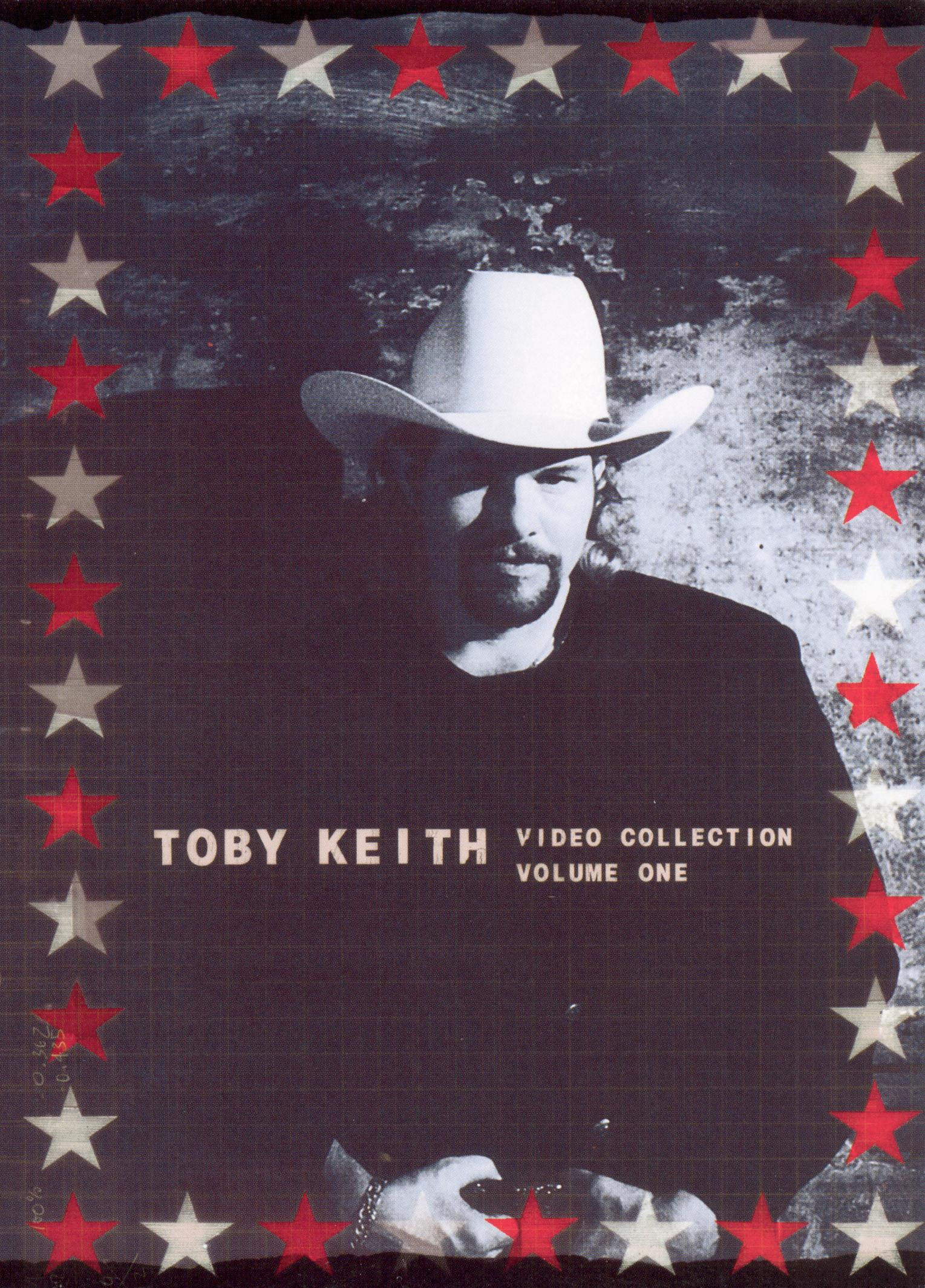 Toby Keith: The Video Collection, Vol. 1