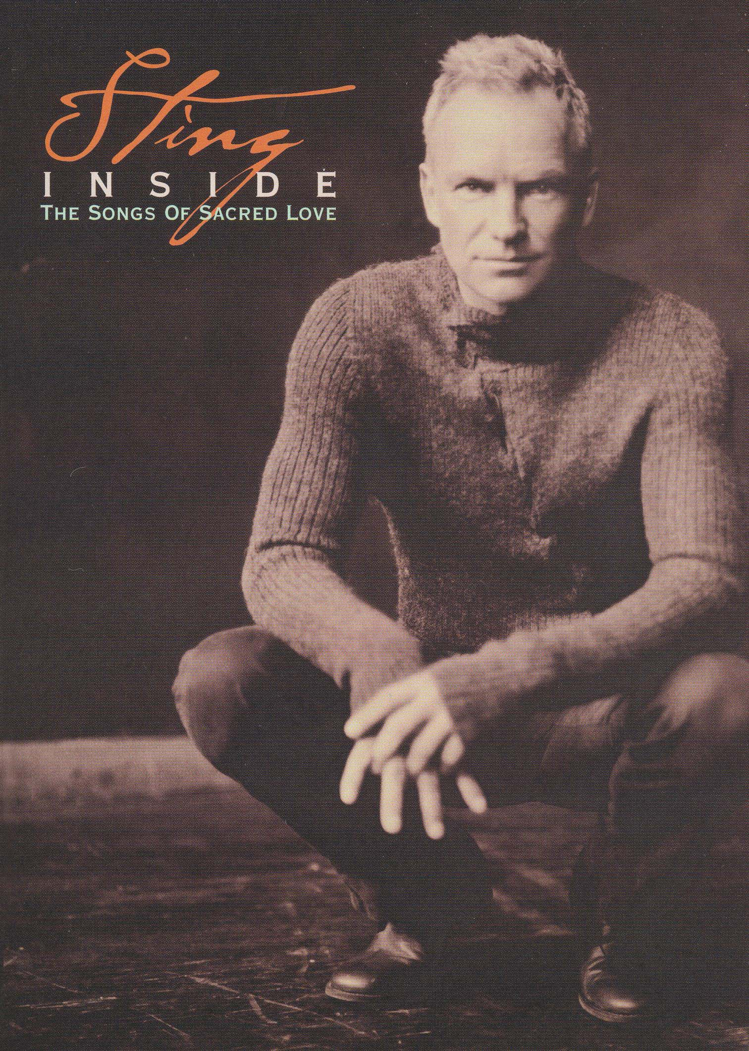 Sting: Inside - The Songs of Sacred Love
