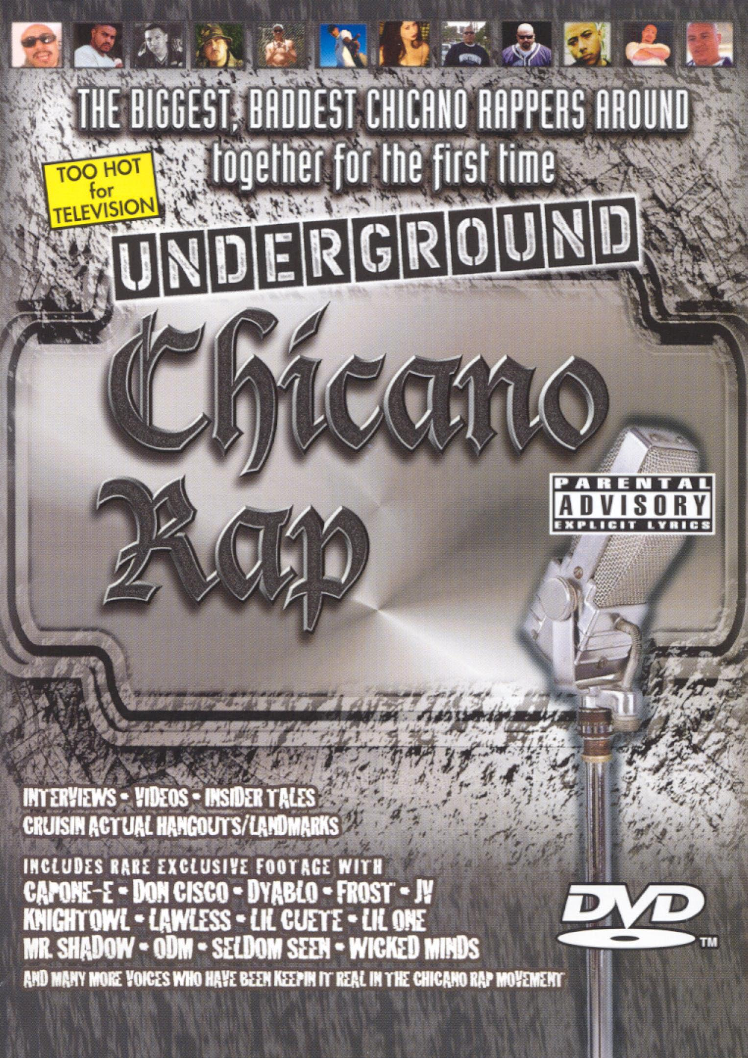 Underground Chicano Rap Show