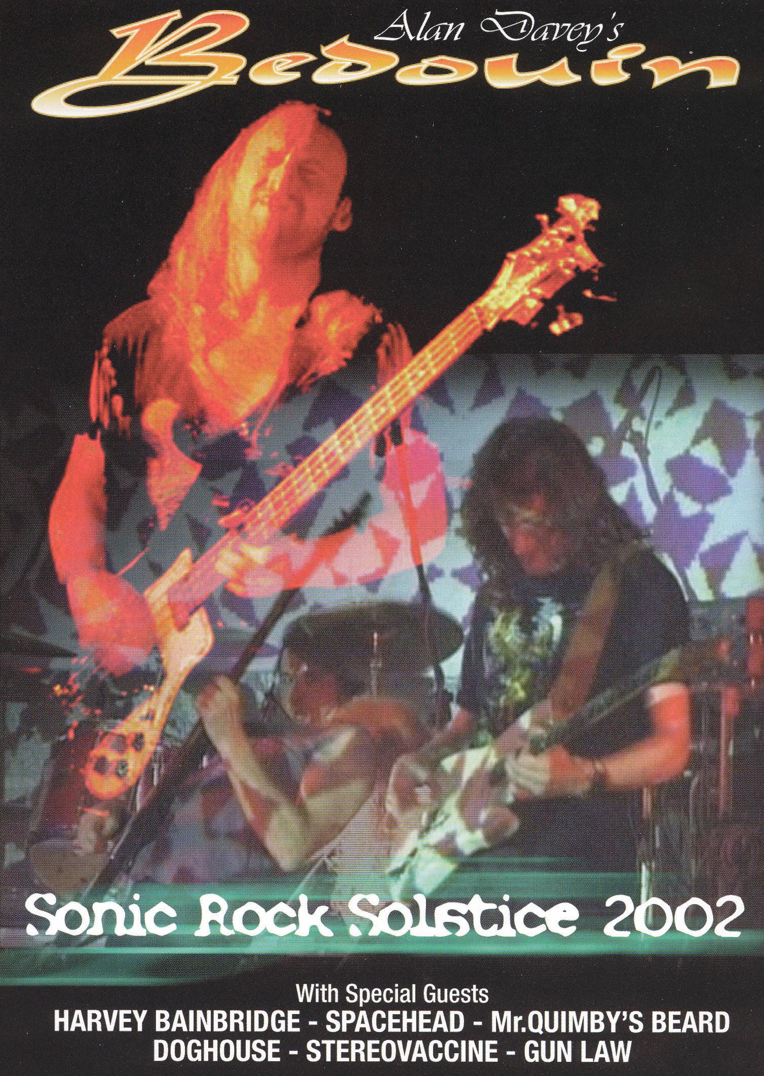 Alan Davey's Bedouin: Sonic Rock Solstice 2000