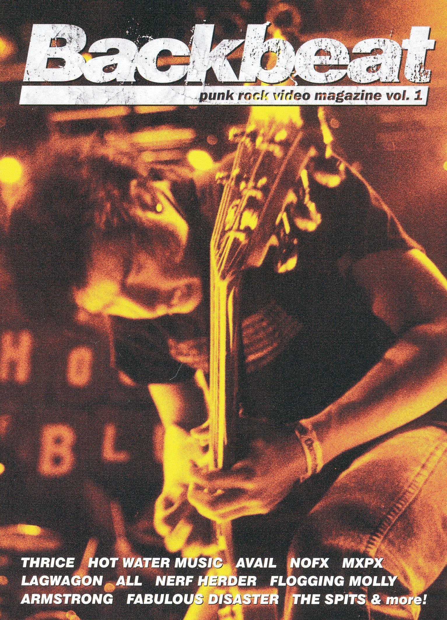 Backbeat: Punk Rock Video Magazine, Vol. 1