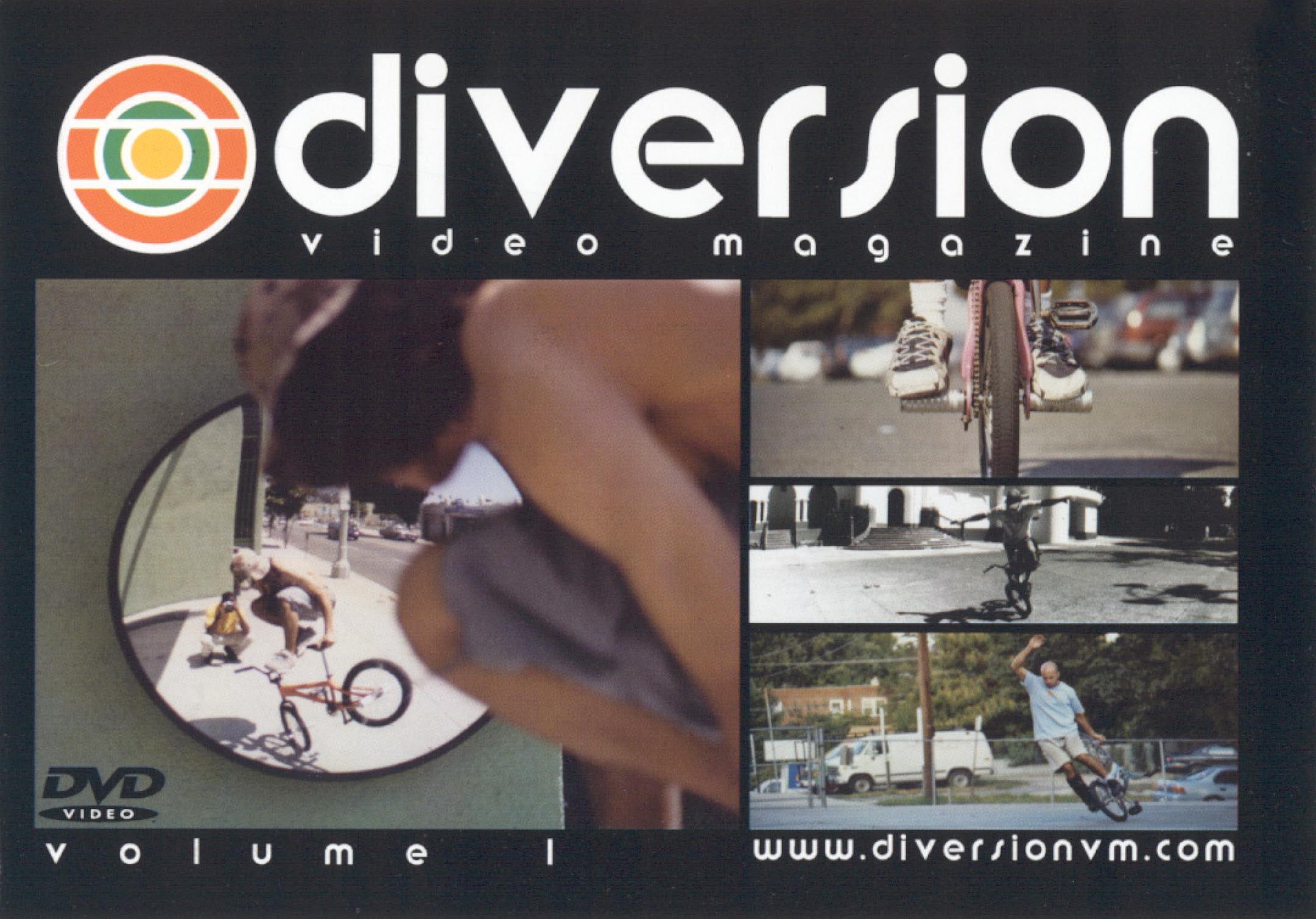 Diversion Video Magazine, Vol. 1