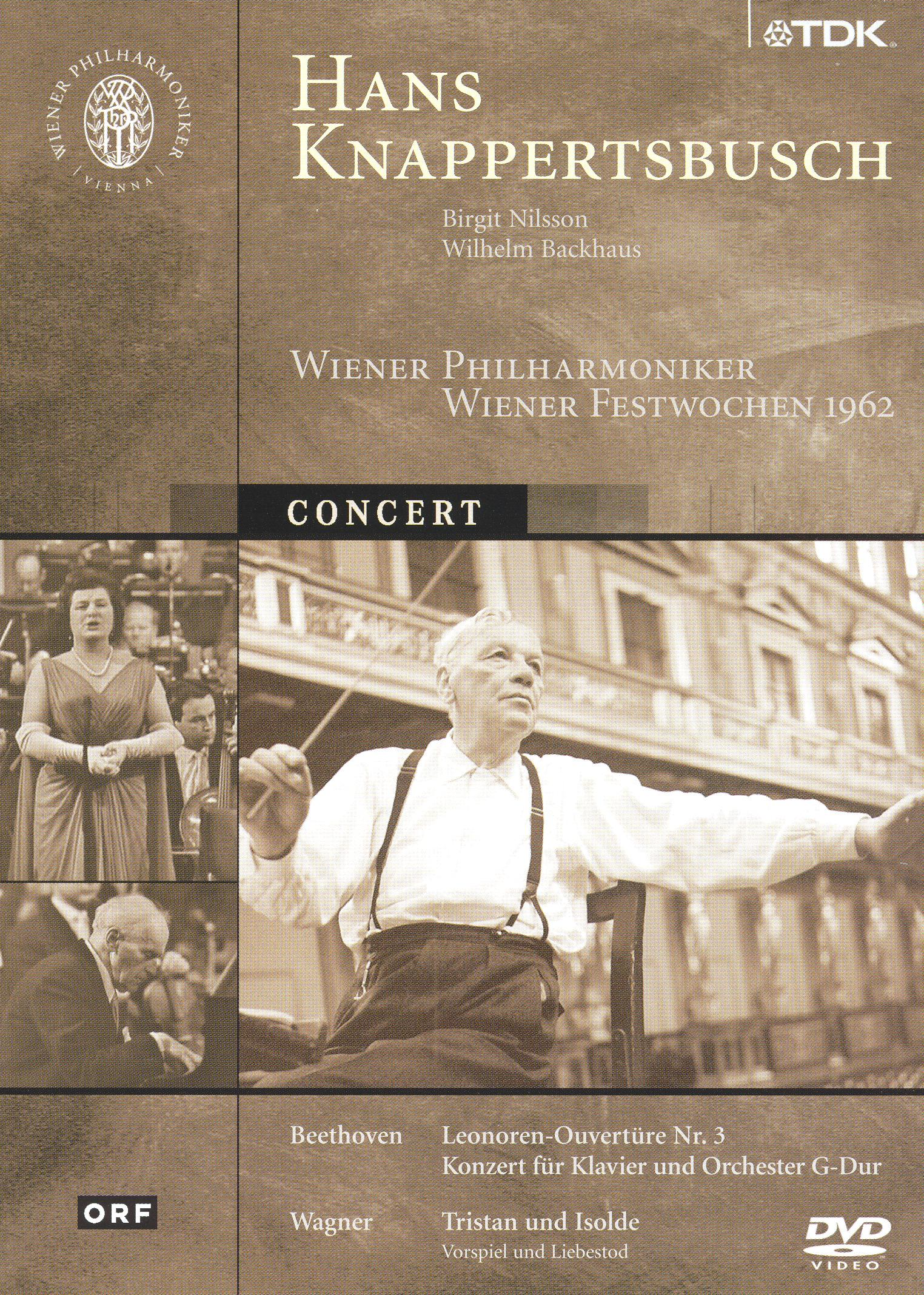 Hans Knappertsbusch & the Wiener Philharmoniker 1962