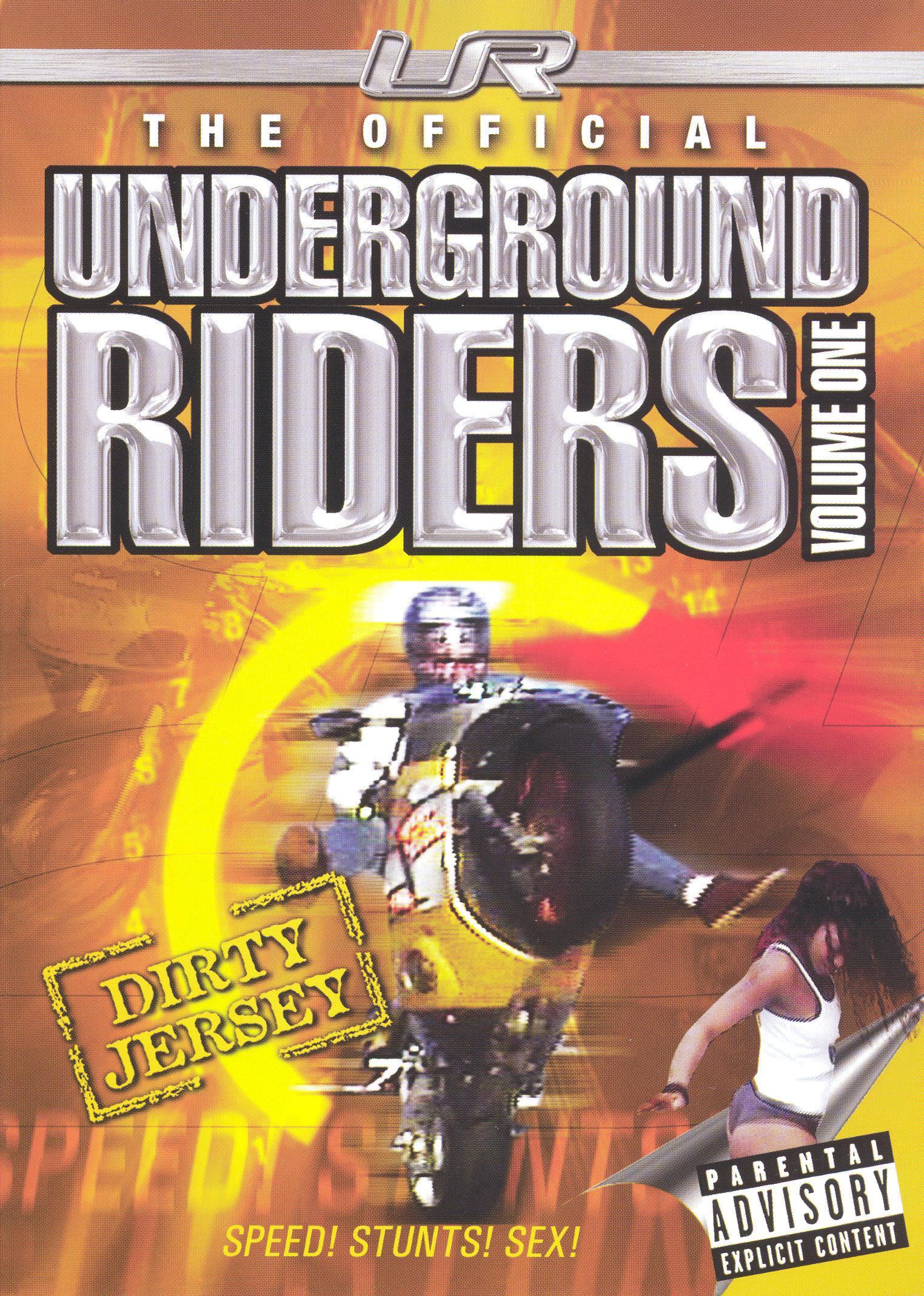 Underground Riders, Vol. 1