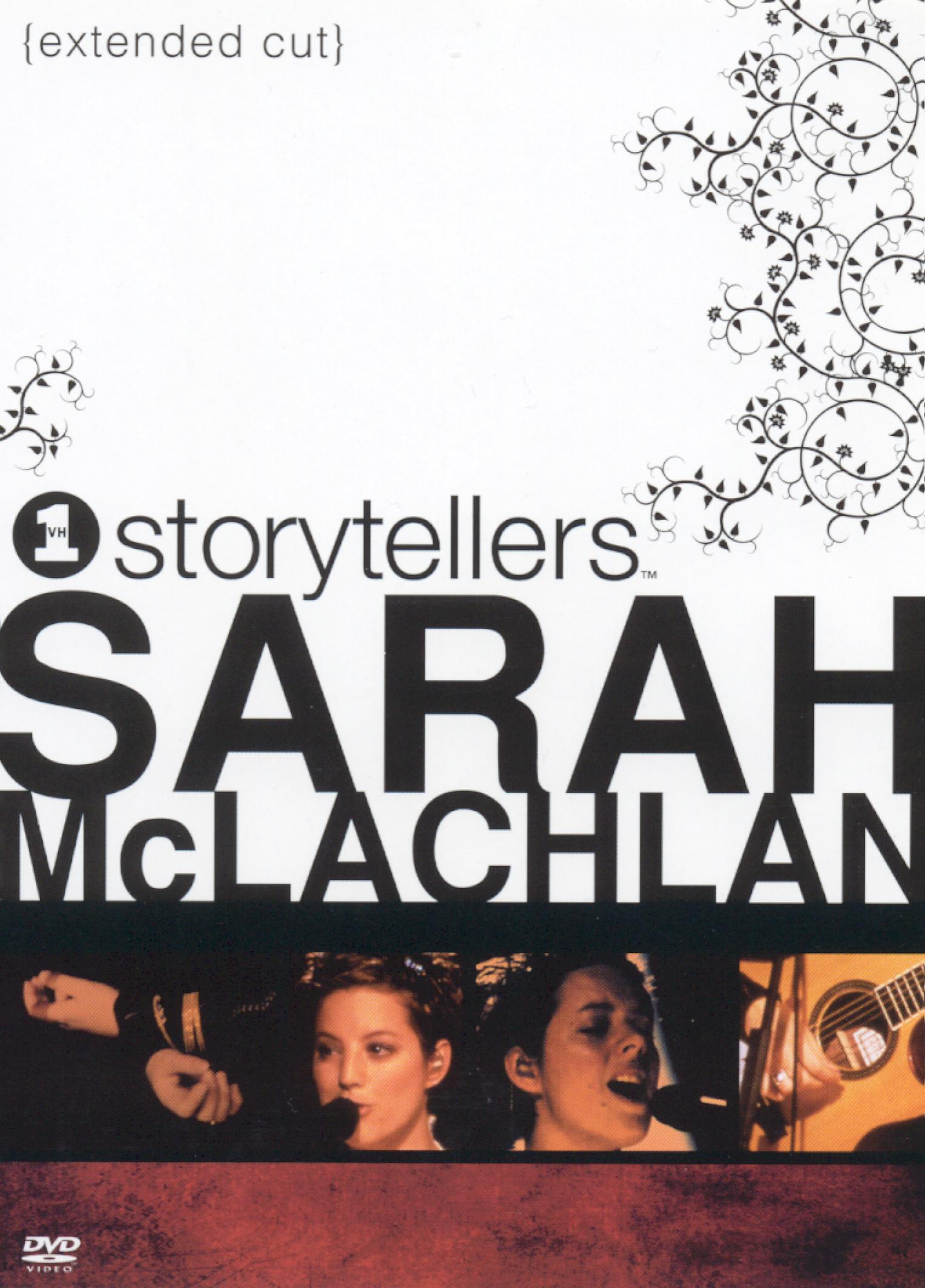 VH1 Storytellers: Sarah McLachlan