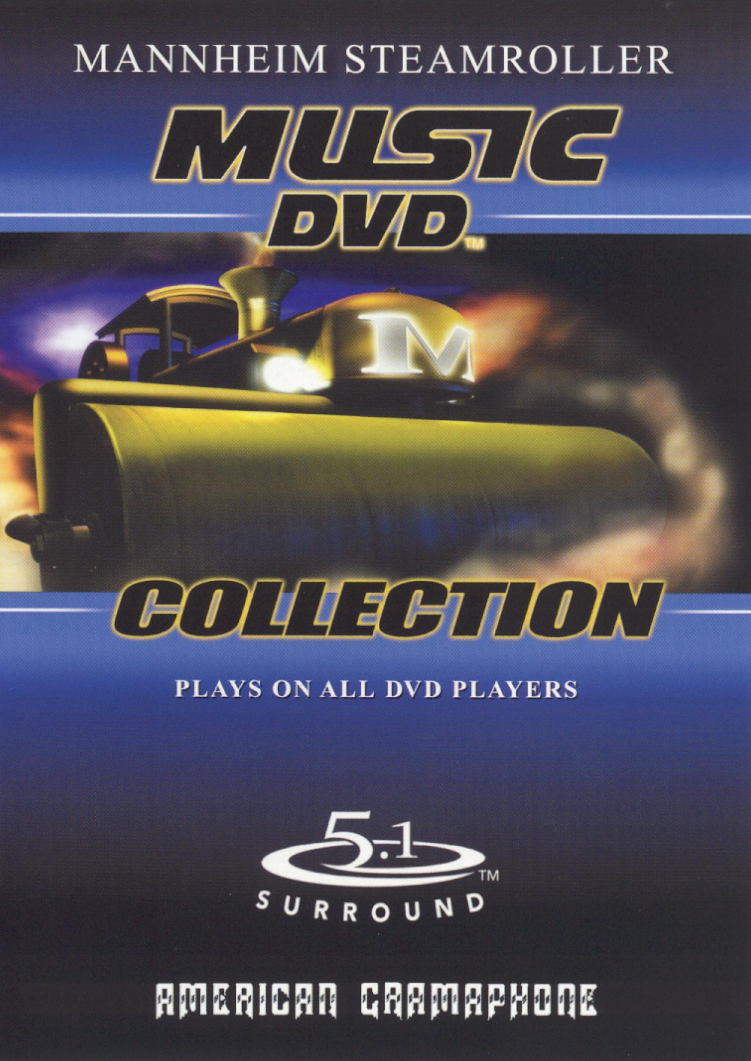 Mannheim Steamroller: Music DVD Collection