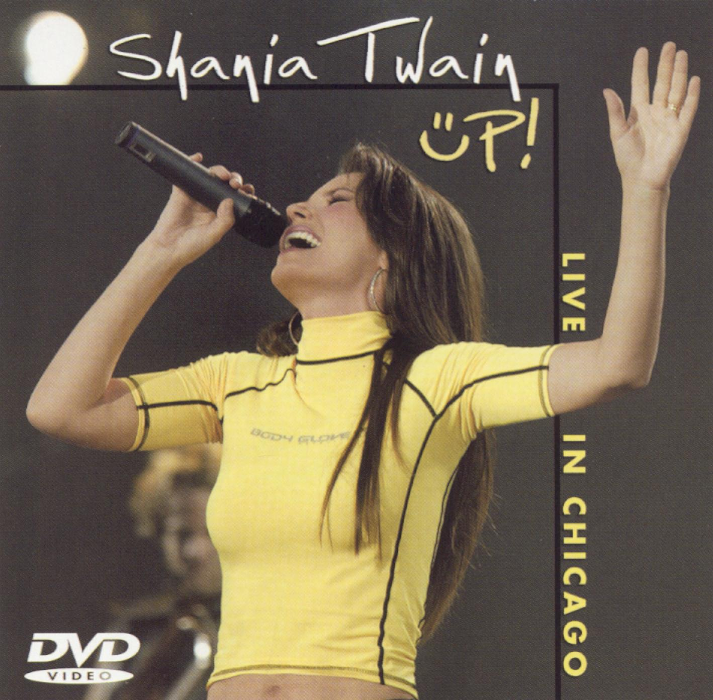 Shania Twain: Up! Live In Chicago