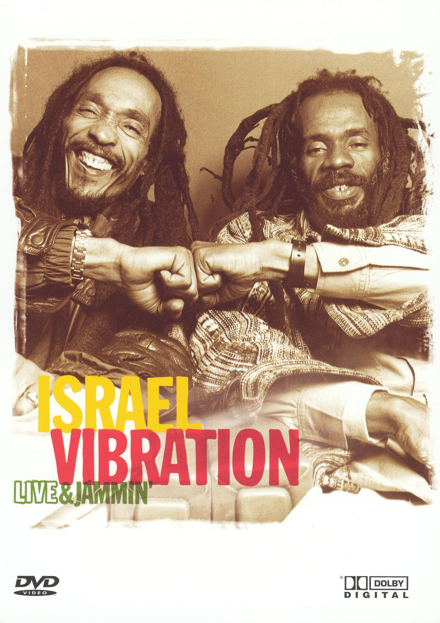 Israel Vibration: Live & Jammin'