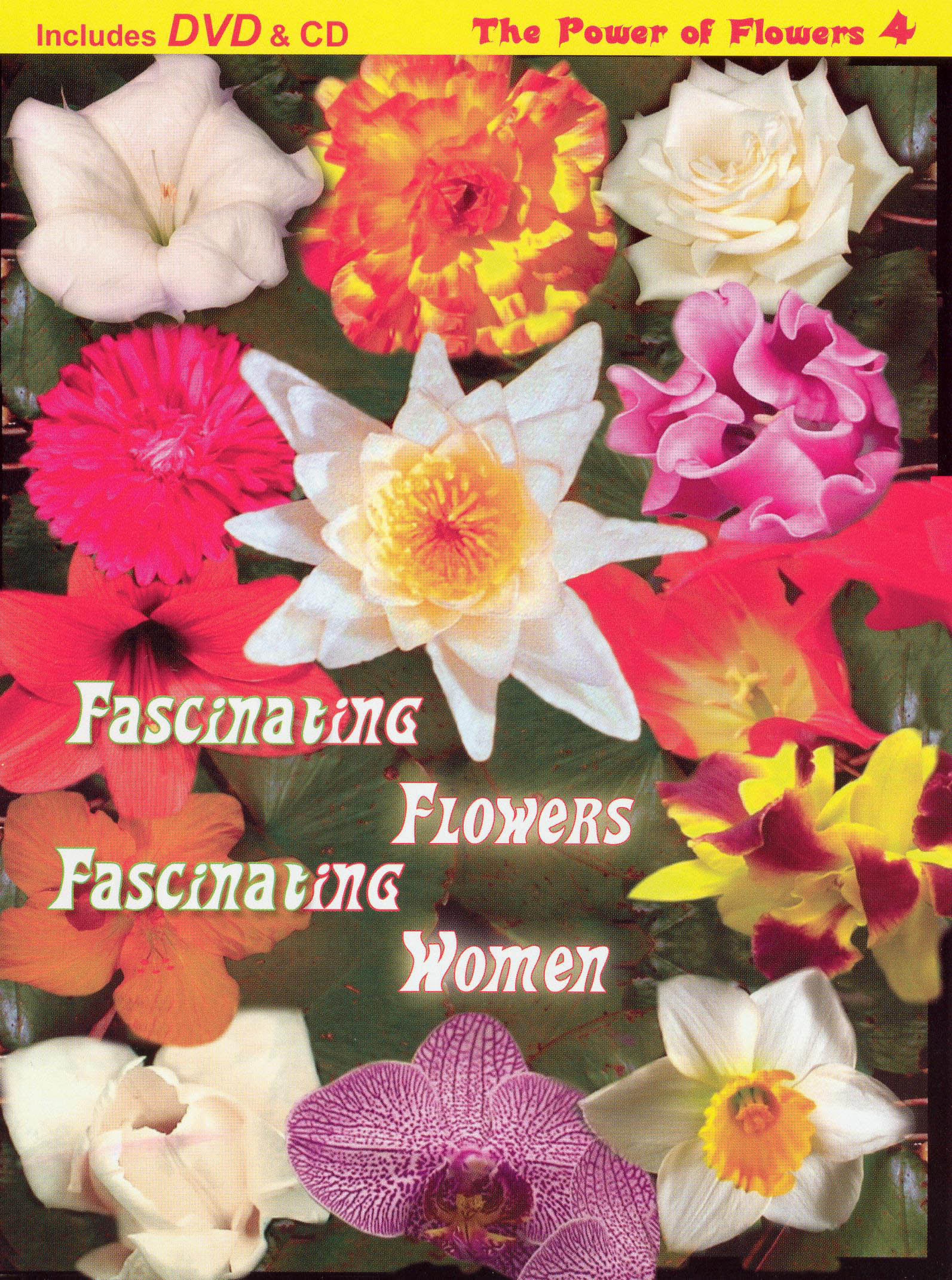 The Power of Flowers, Vol. 4: Fascinating Flowers, Fascinating Women