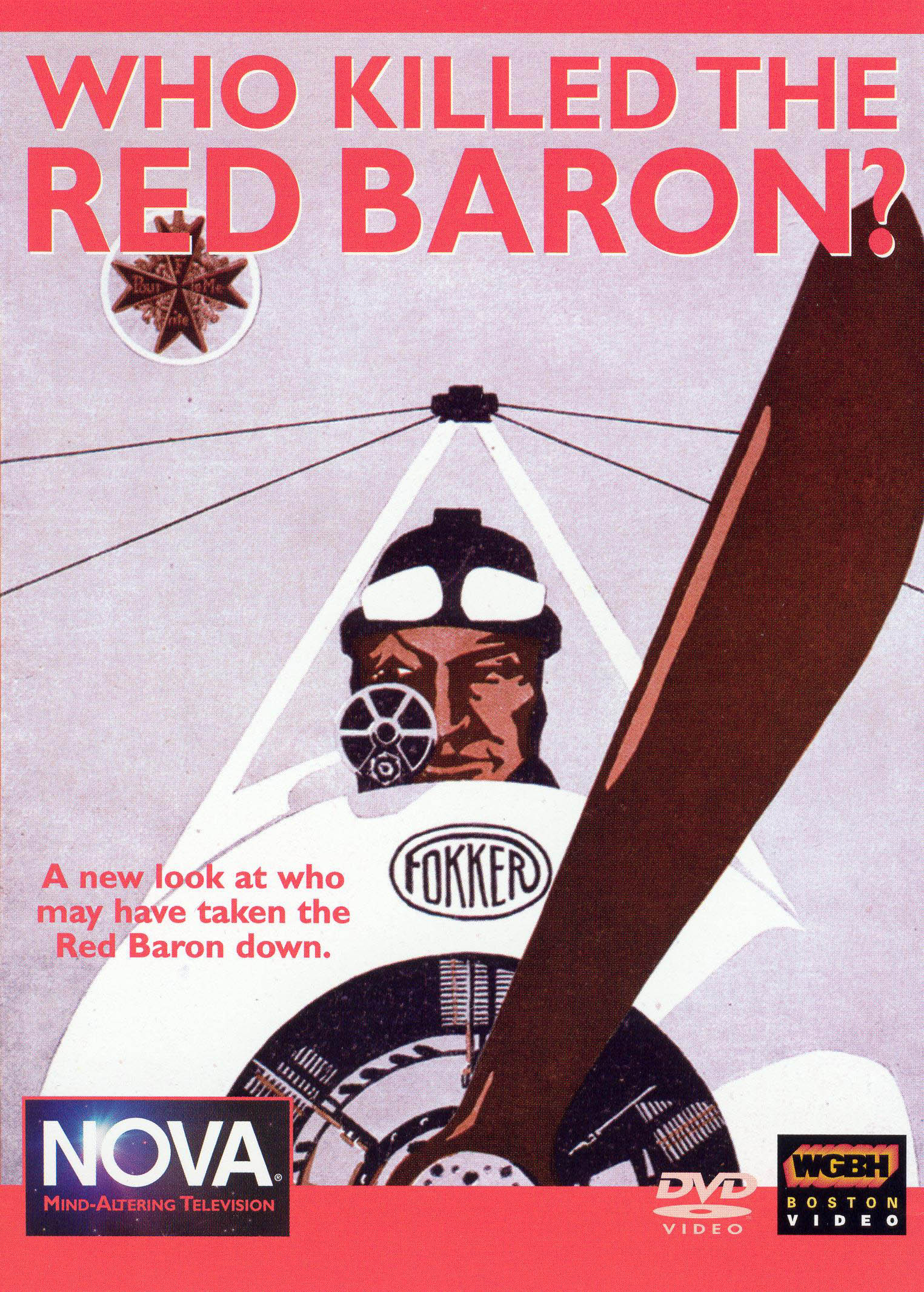 NOVA: Who Killed the Red Baron?