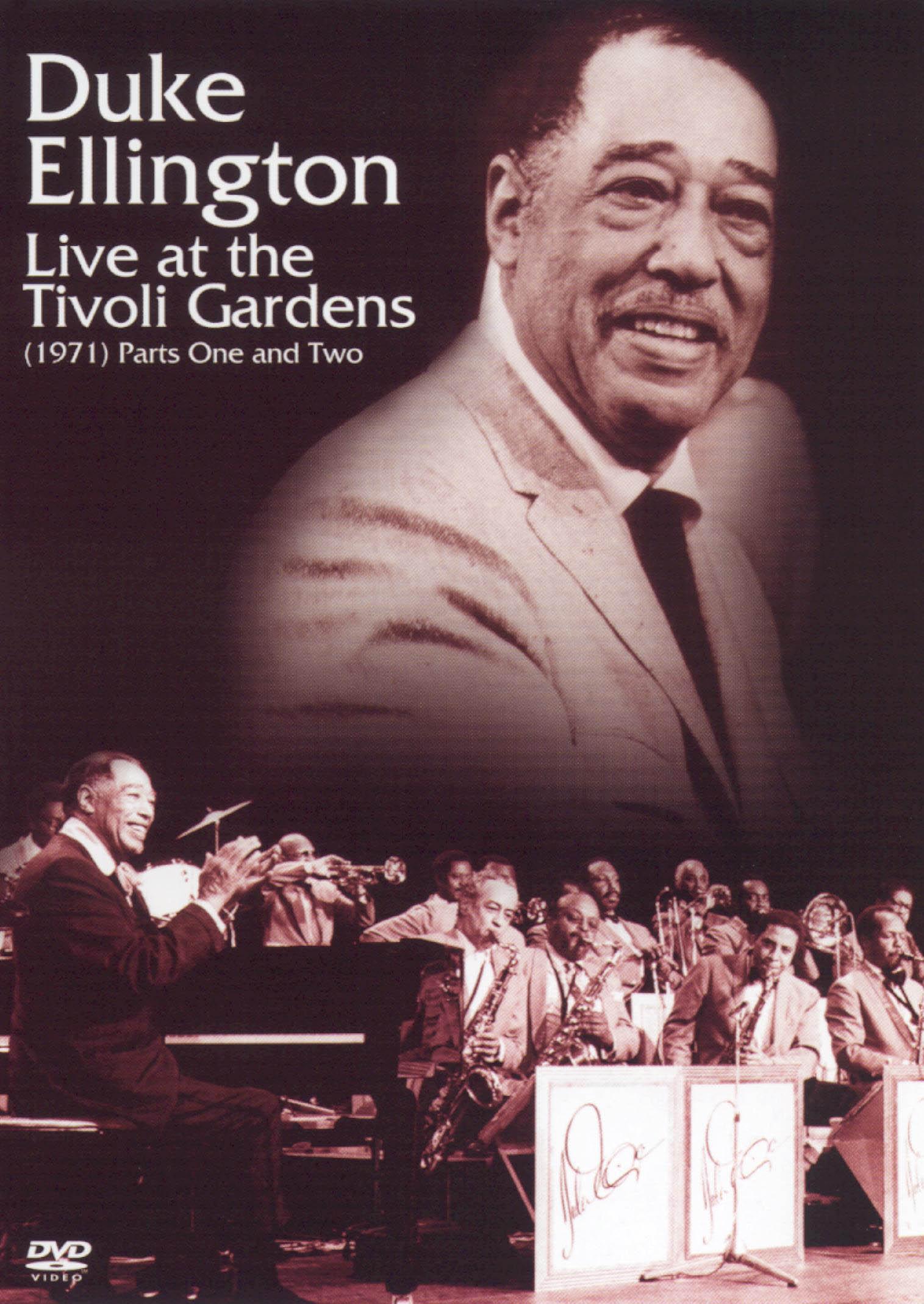 Duke Ellington: Live at the Tivoli Gardens (1971), Parts 1 and 2