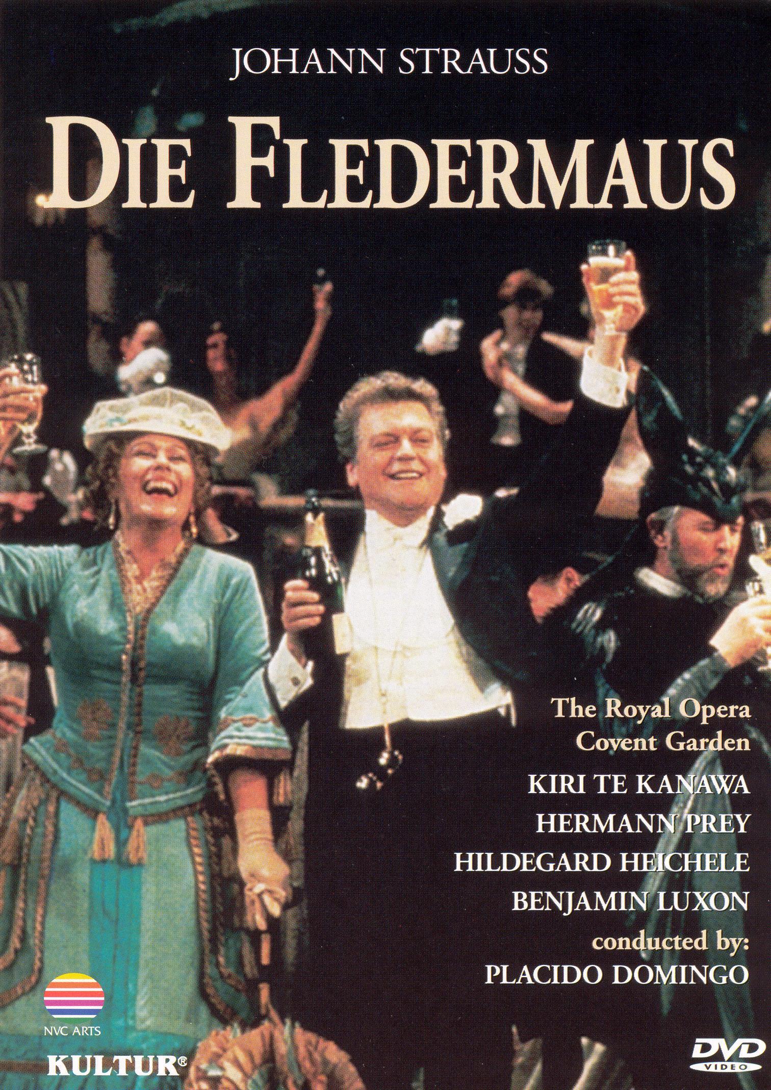 Die Fledermaus (The Royal Opera)