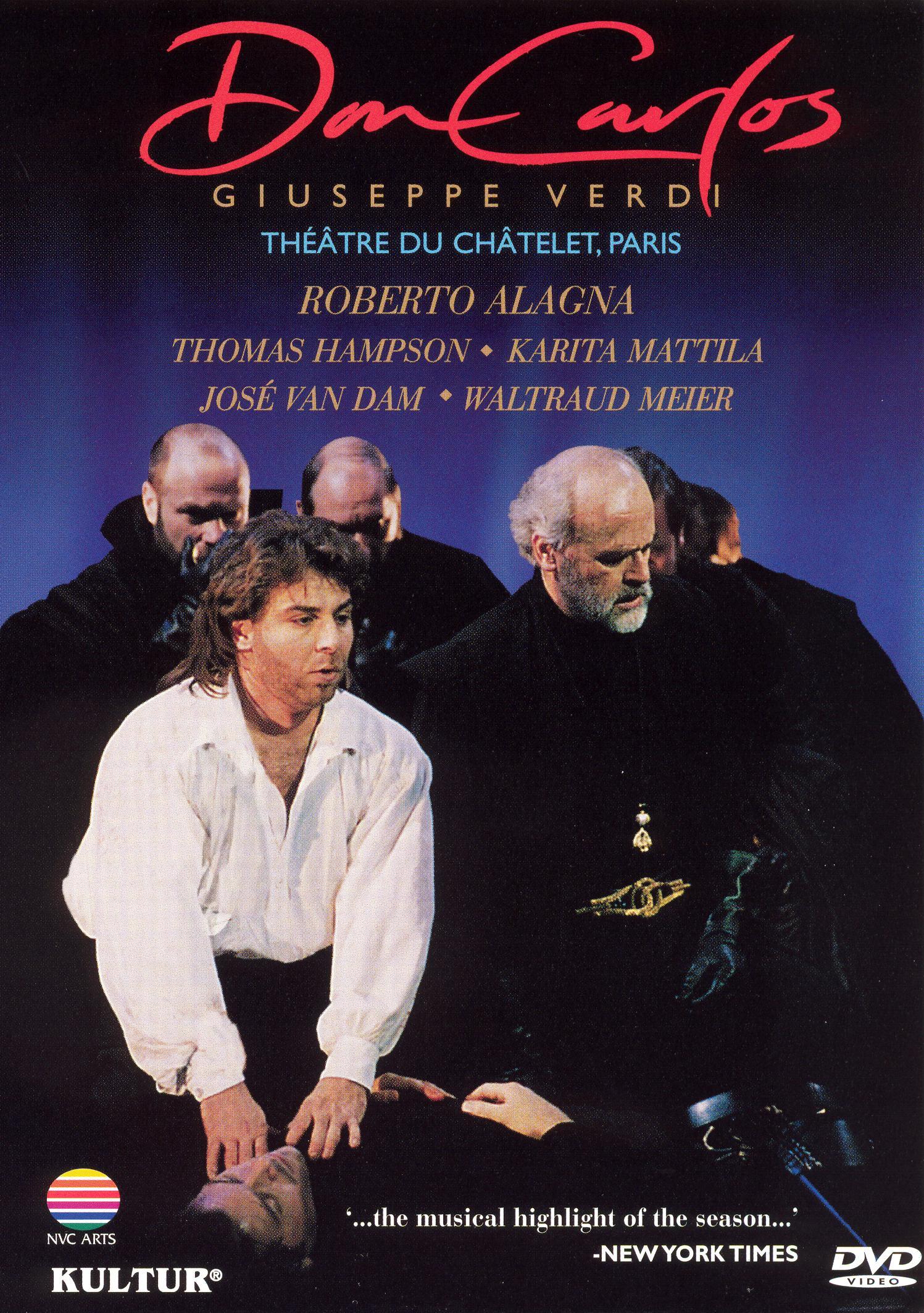 Don Carlos (Théâtre du Châtelet, Paris)