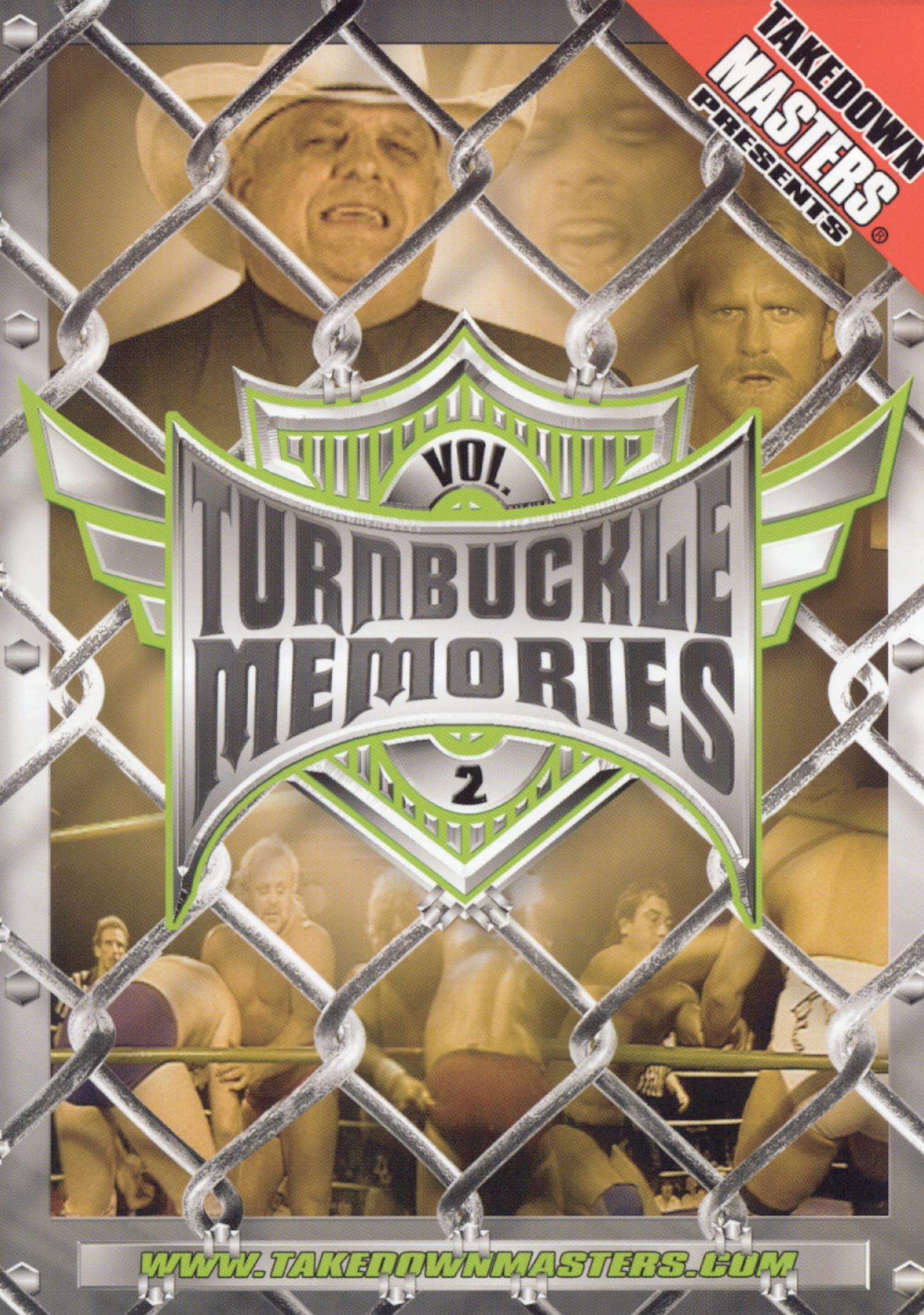 Takedown Masters: Turnbuckle Memories, Vol. 2