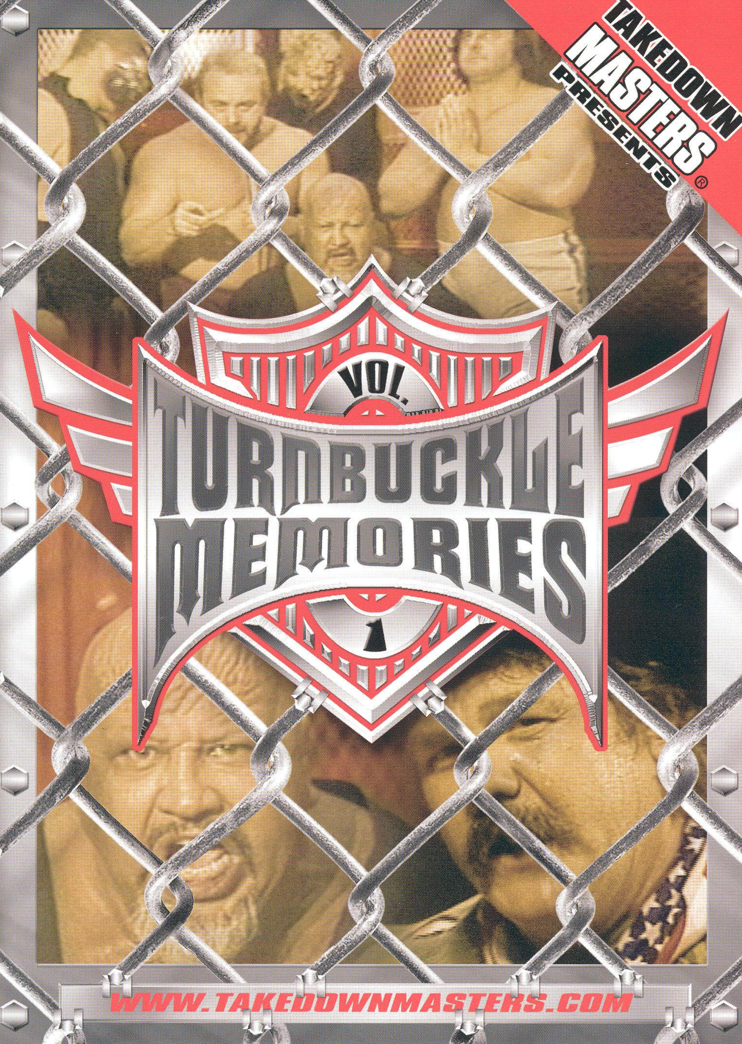 Takedown Masters: Turnbuckle Memories, Vol. 1