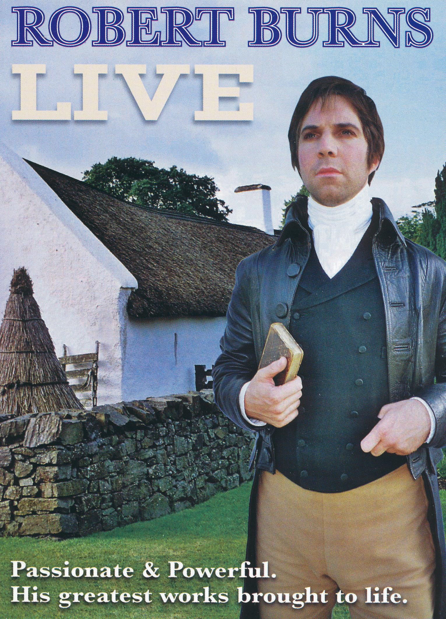 Robert Burns Live