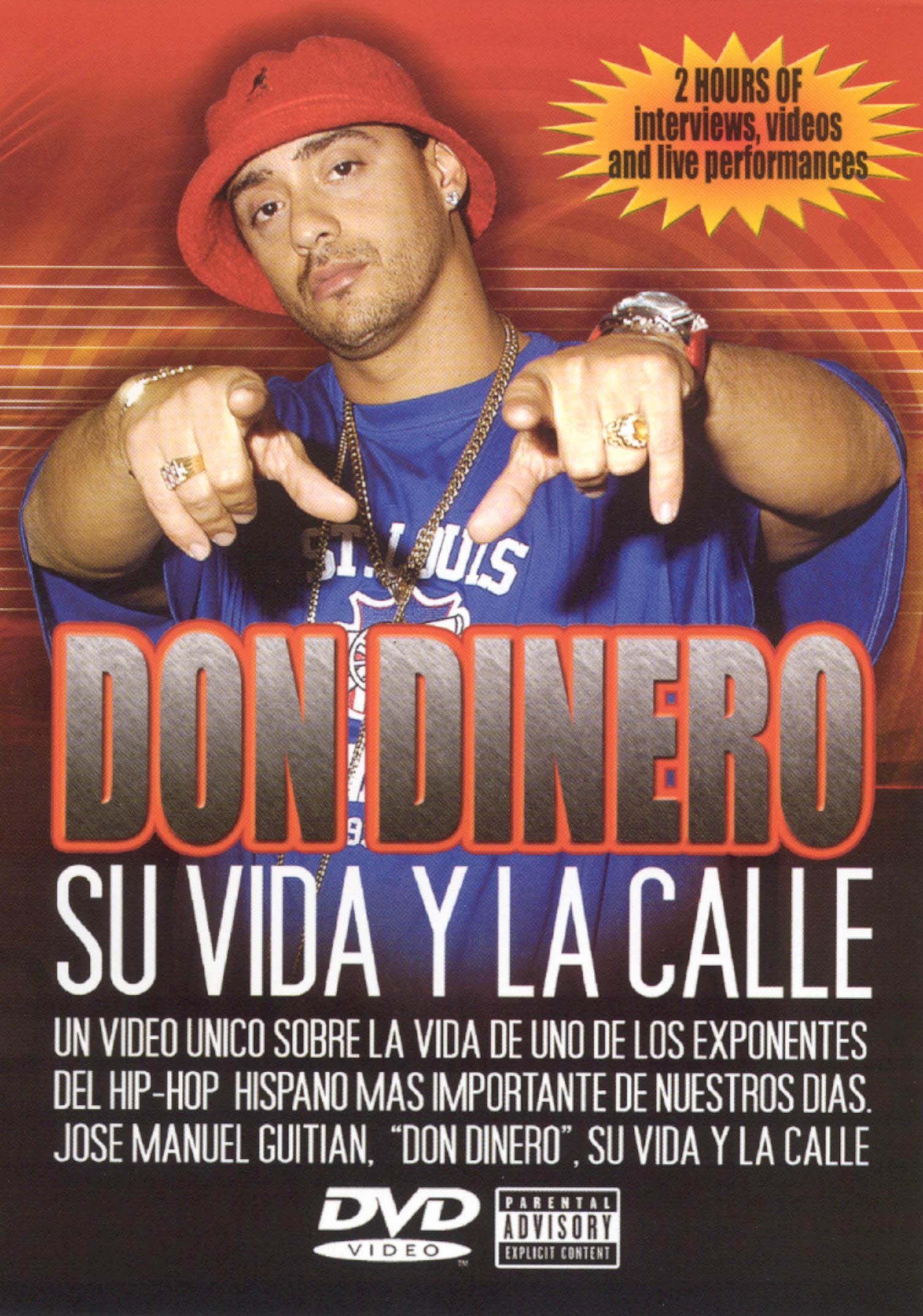 Don Dinero: Su Vida y La Calle