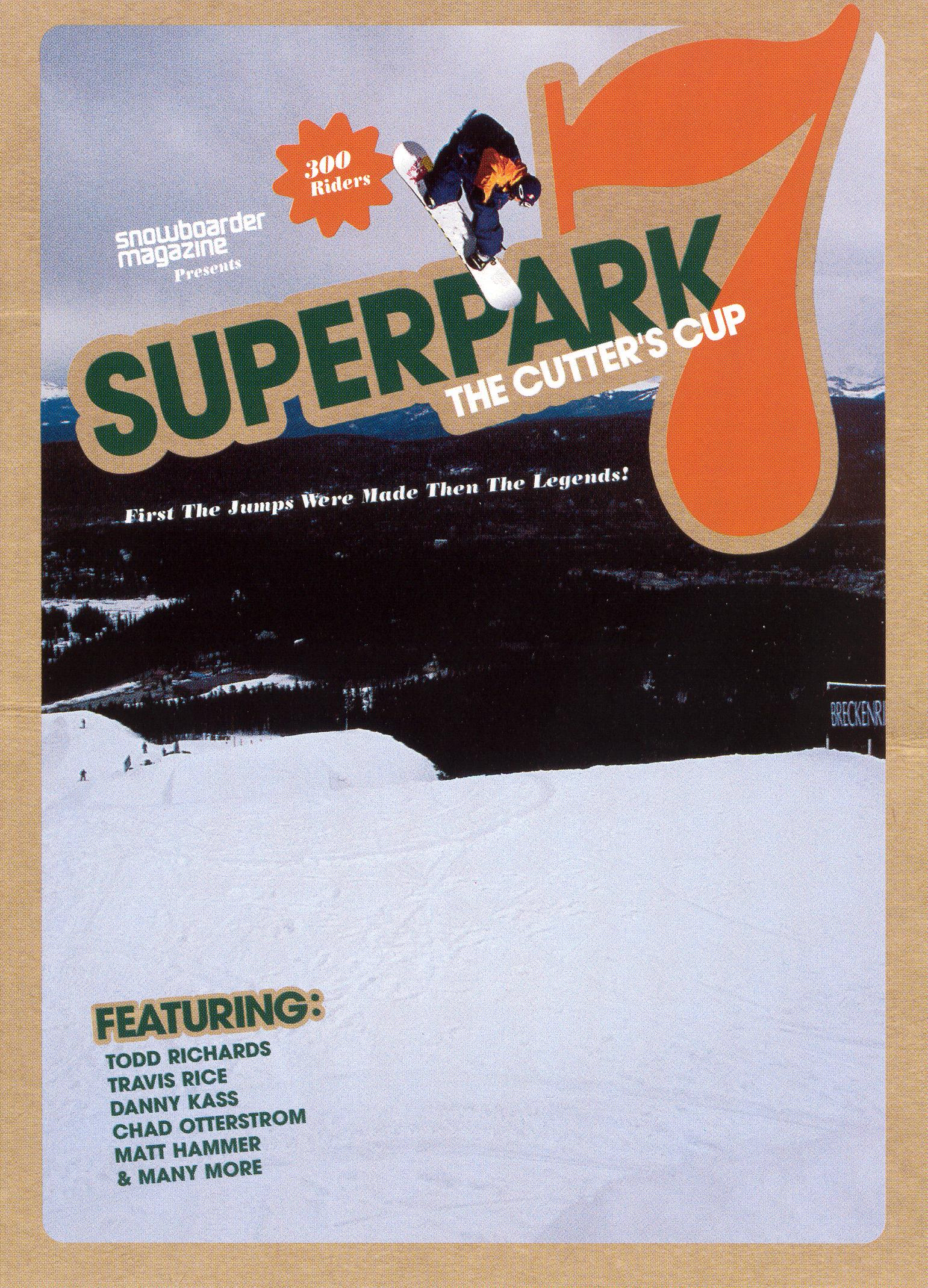Superpark 7: The Cutter's Cup (2003)
