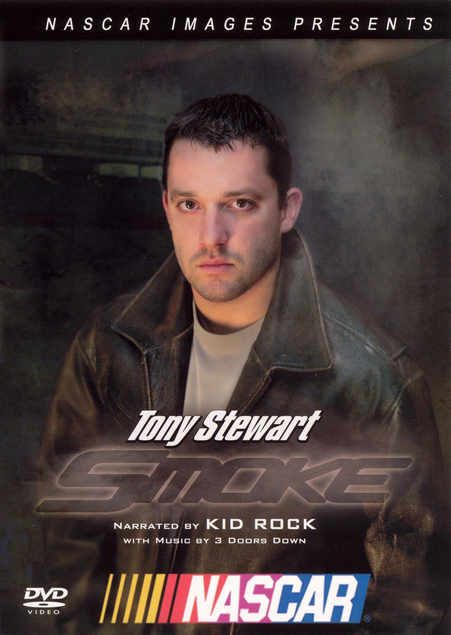 Tony Stewart: Smoke