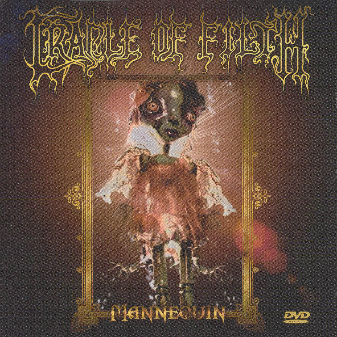 Cradle of Filth: Mannequin