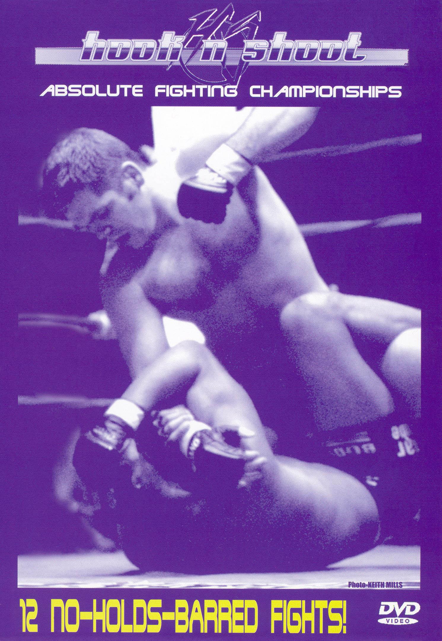 HooknShoot: Absolute Fighting Championships, Vol. 1
