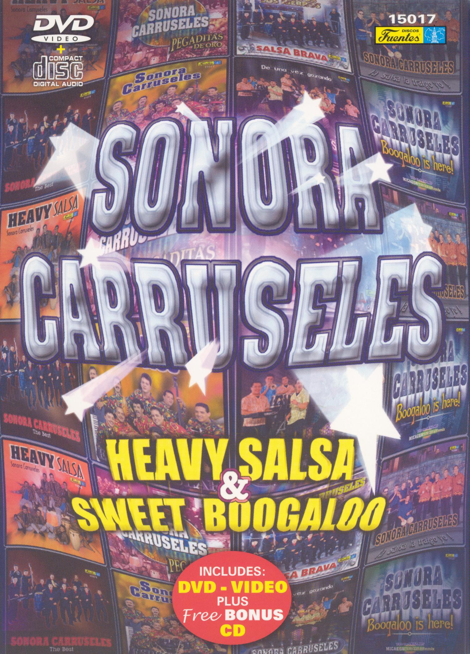 La Sonora Carruseles: Heavy Salsa & Sweet Boogaloo