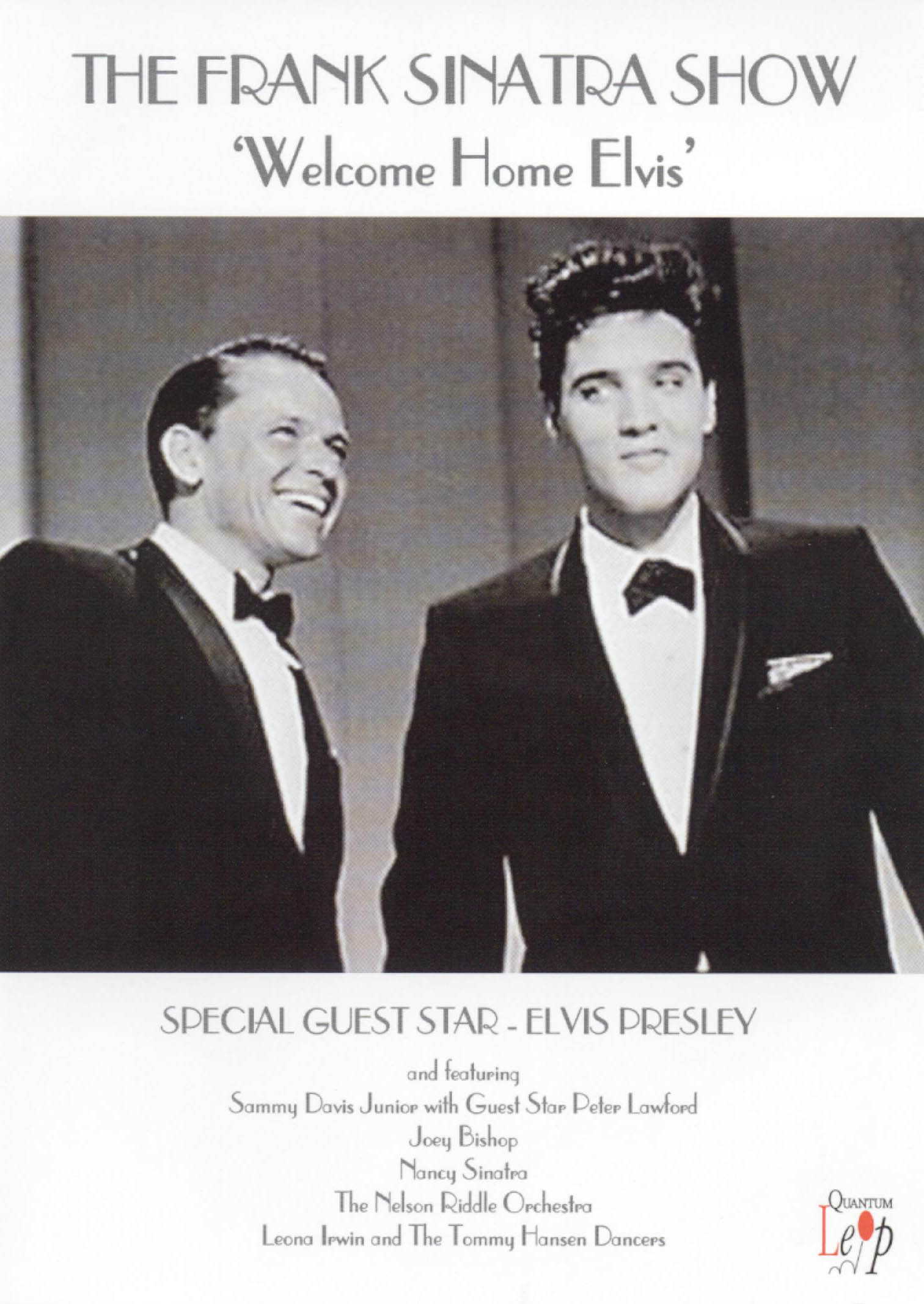 The Frank Sinatra Show: Welcome Home Elvis (1960)