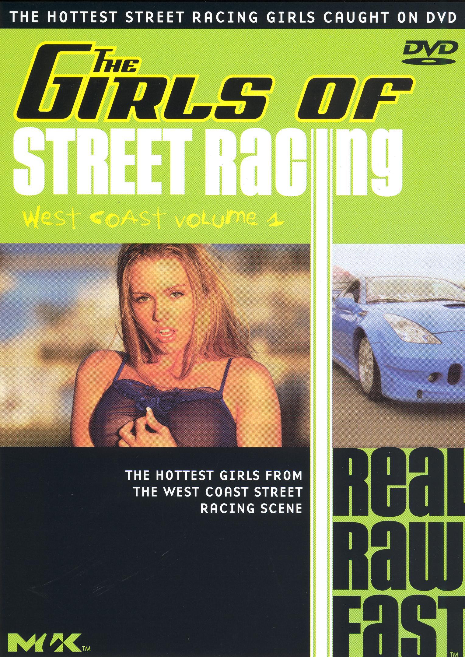 Girls of Street Racing: West Coast, Vol. 1