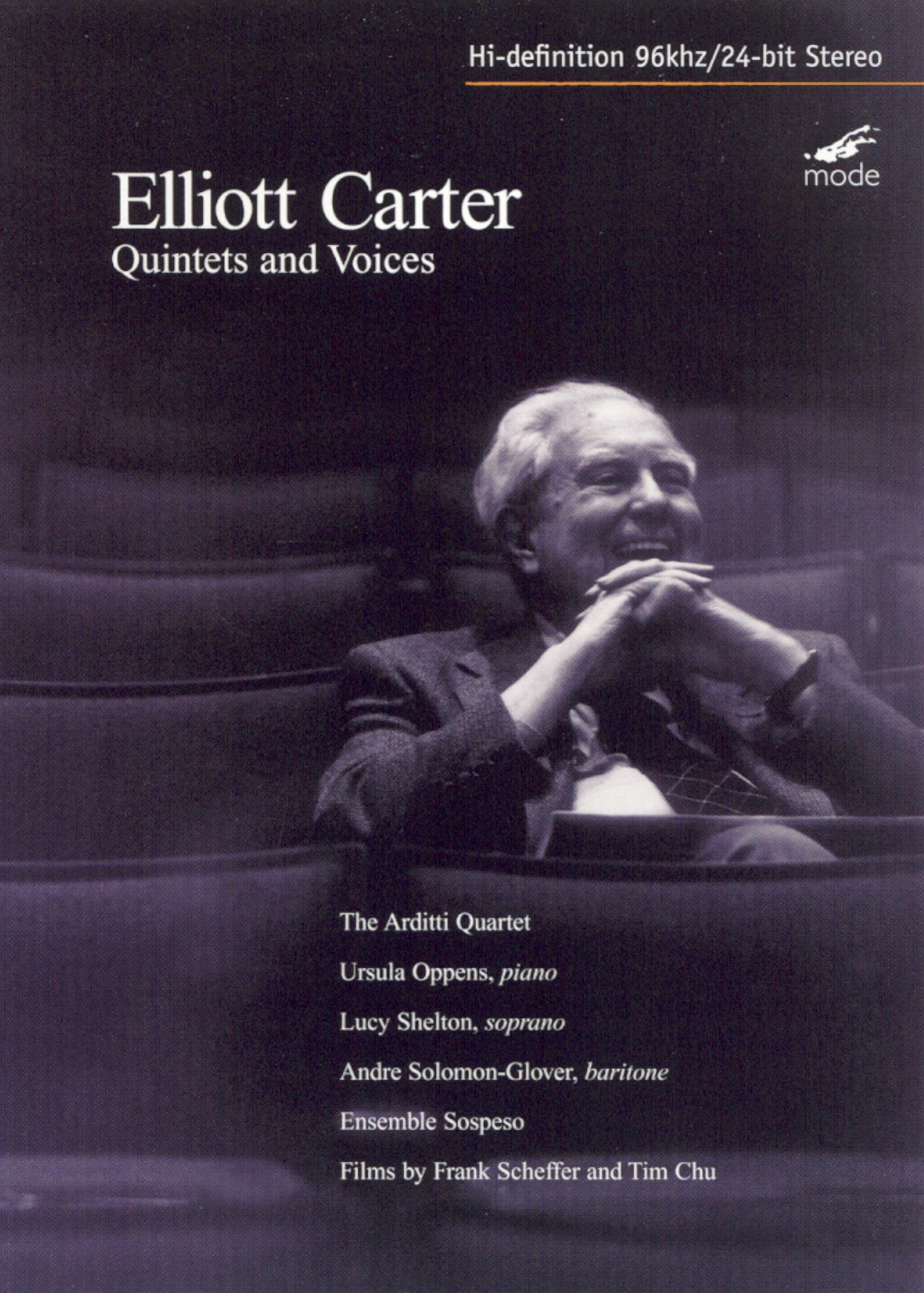 Quintets and Voices
