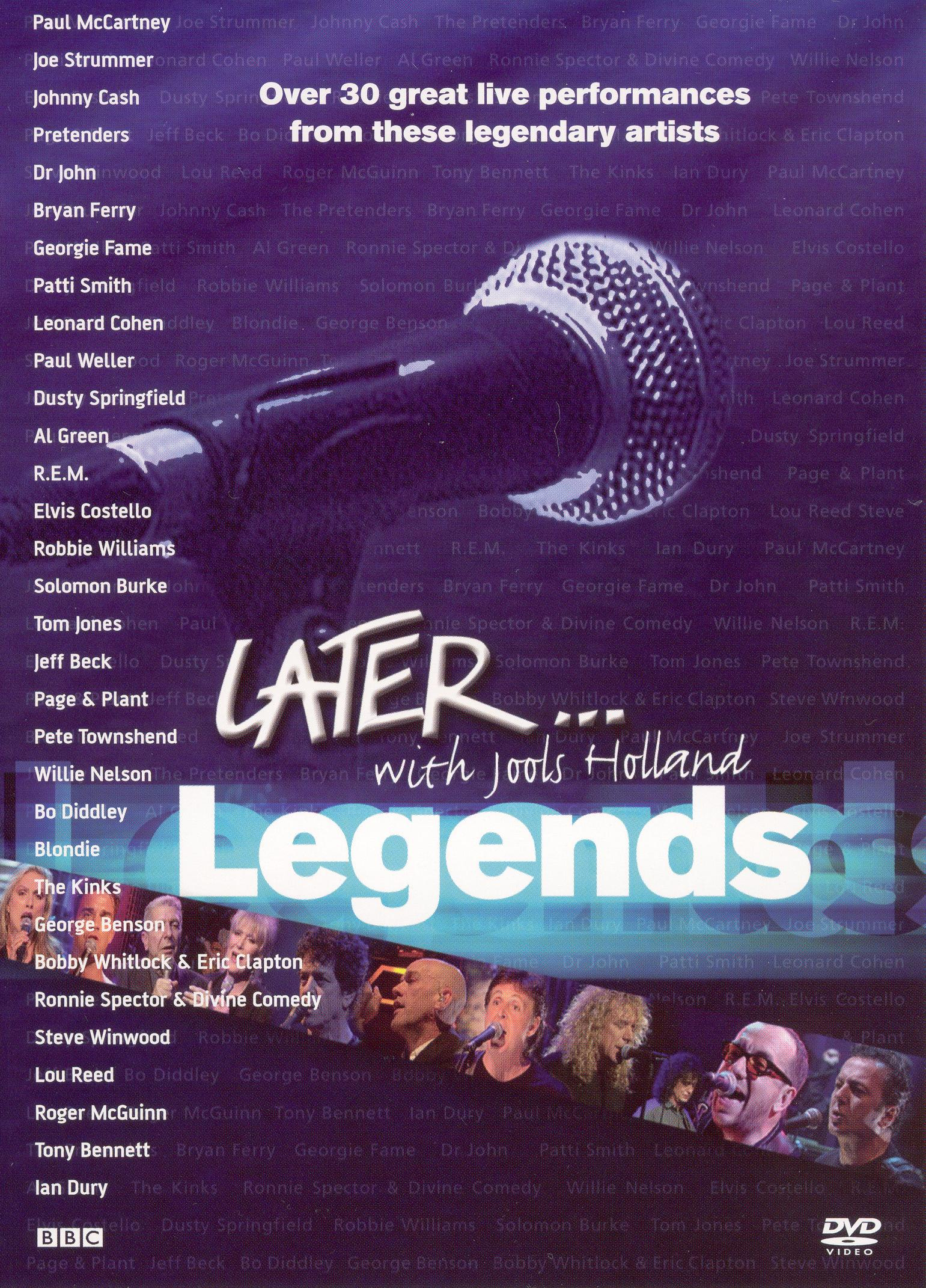 Later... With Jools Holland: Legends