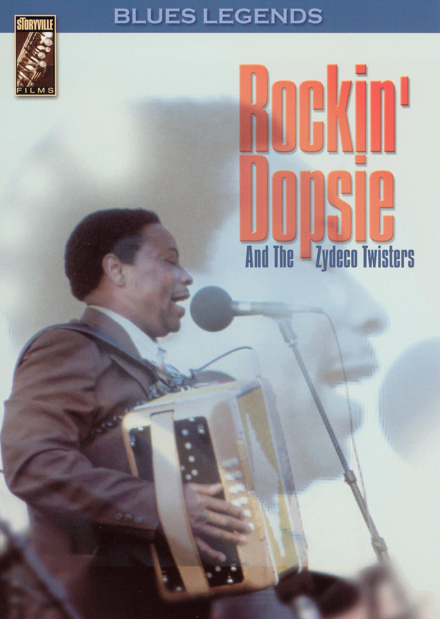 Rockin' Dopsie and the Zydeco Twisters: Live at The Maple Leaf