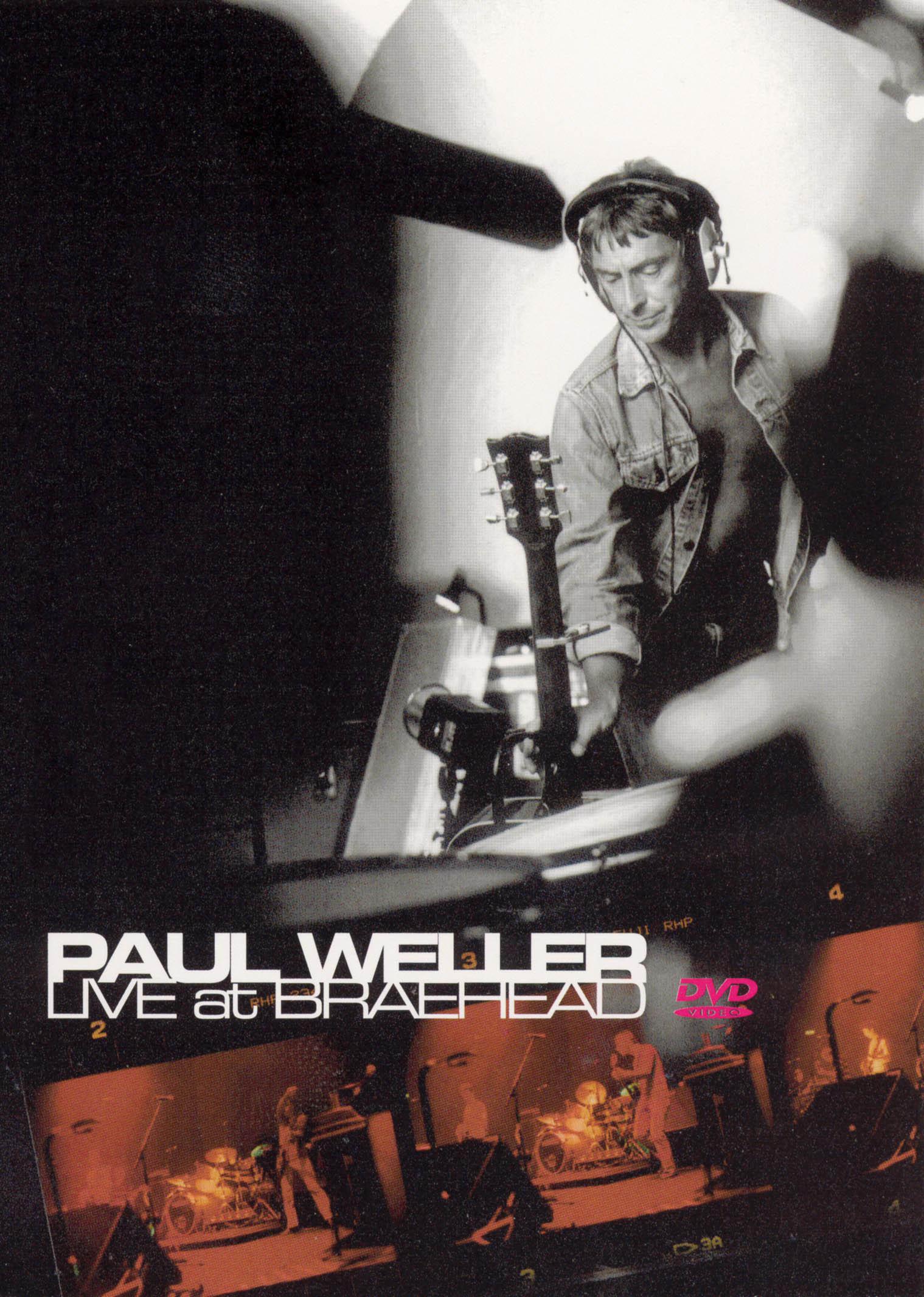 Paul Weller: Live at Braehead