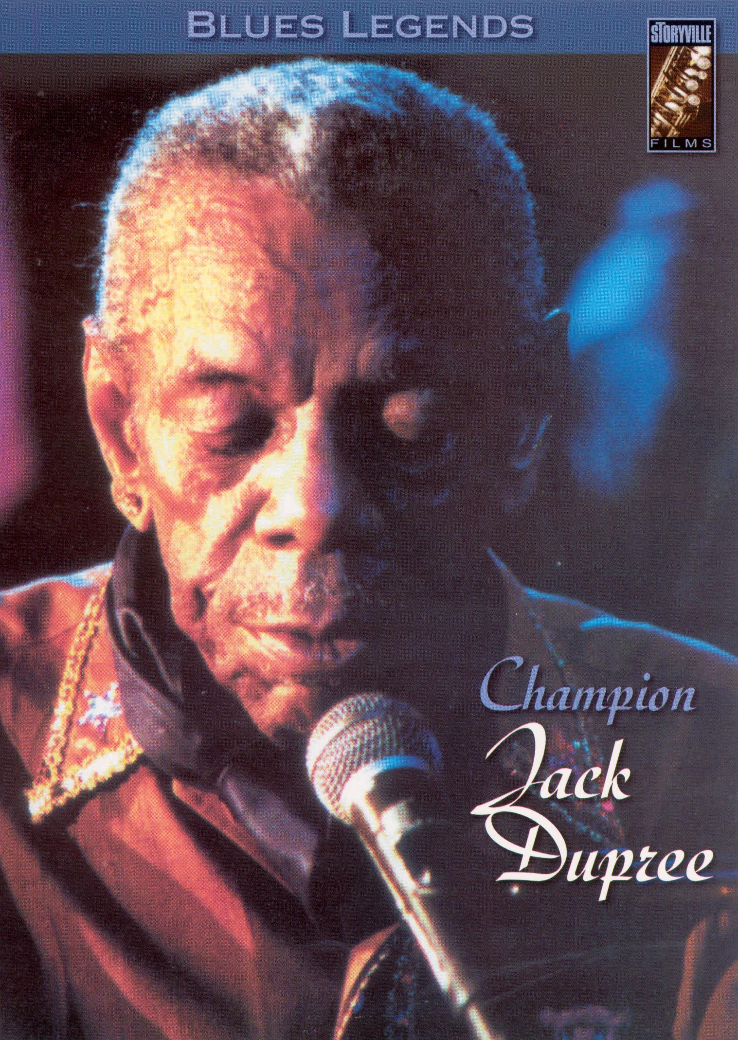 Blues Legends: Champion Jack Dupree