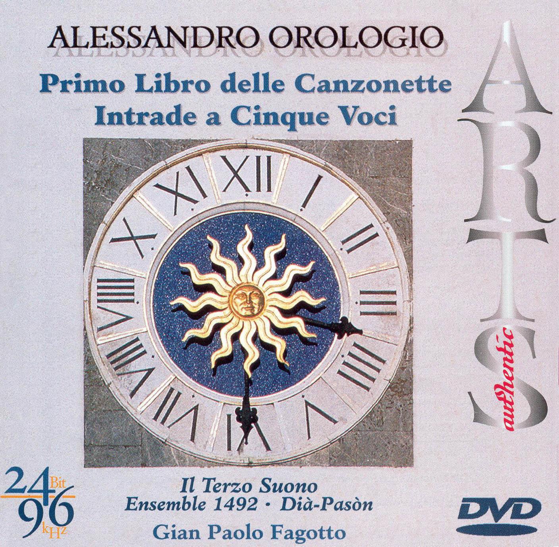 Alessandro Orologio