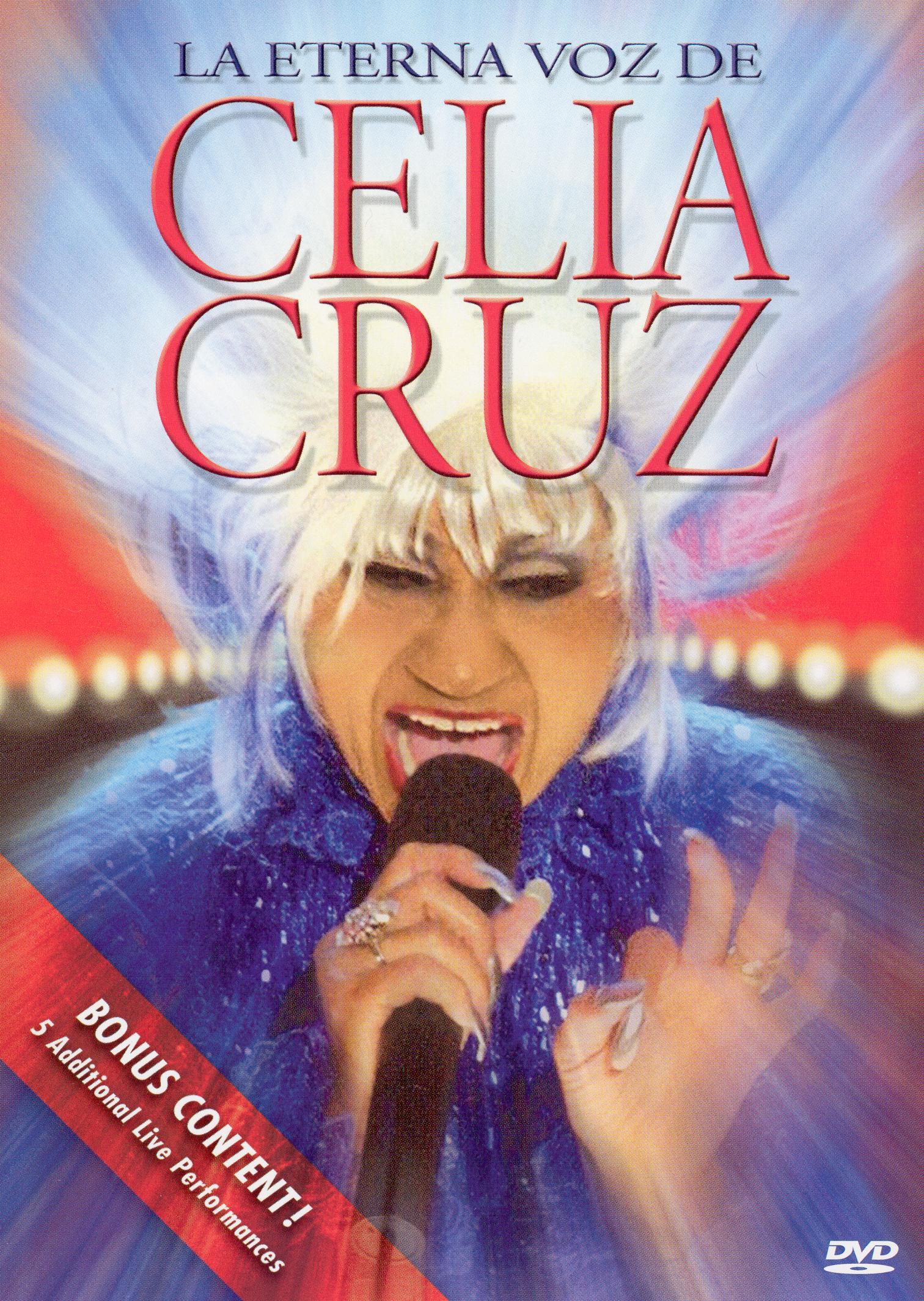 Celia Cruz: The Eternal Voice