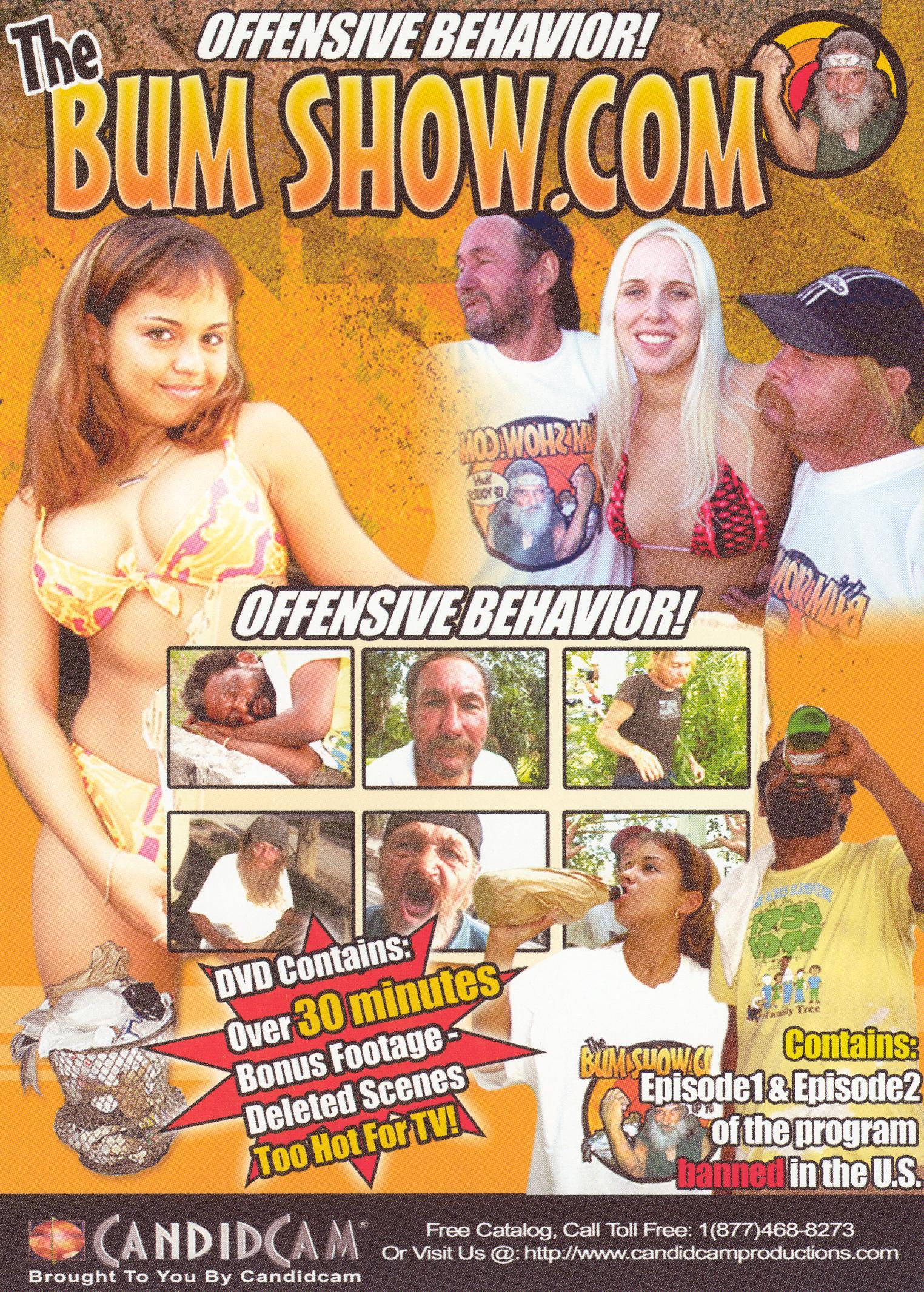 The Bum Show.Com