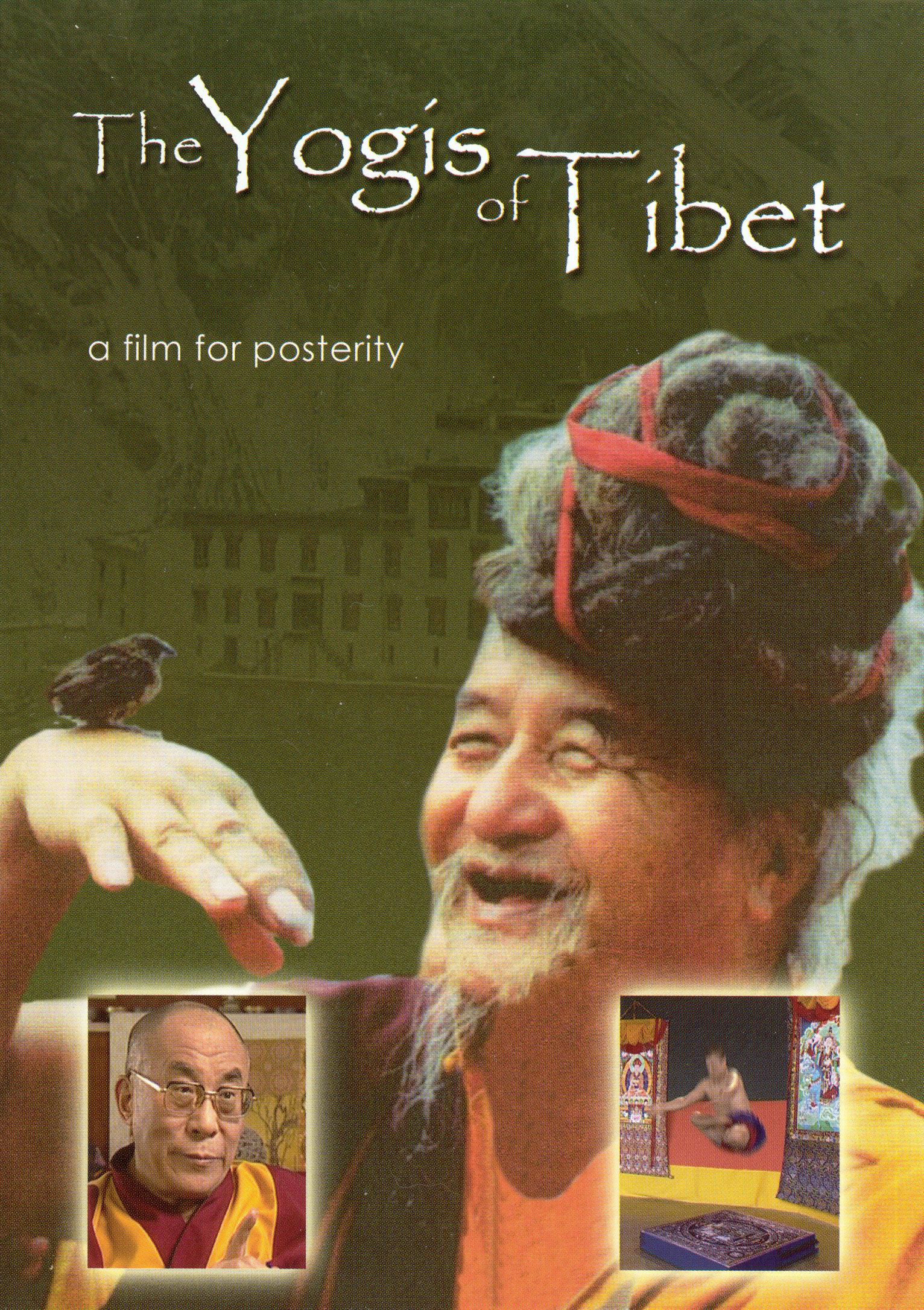 The Yogis of Tibet