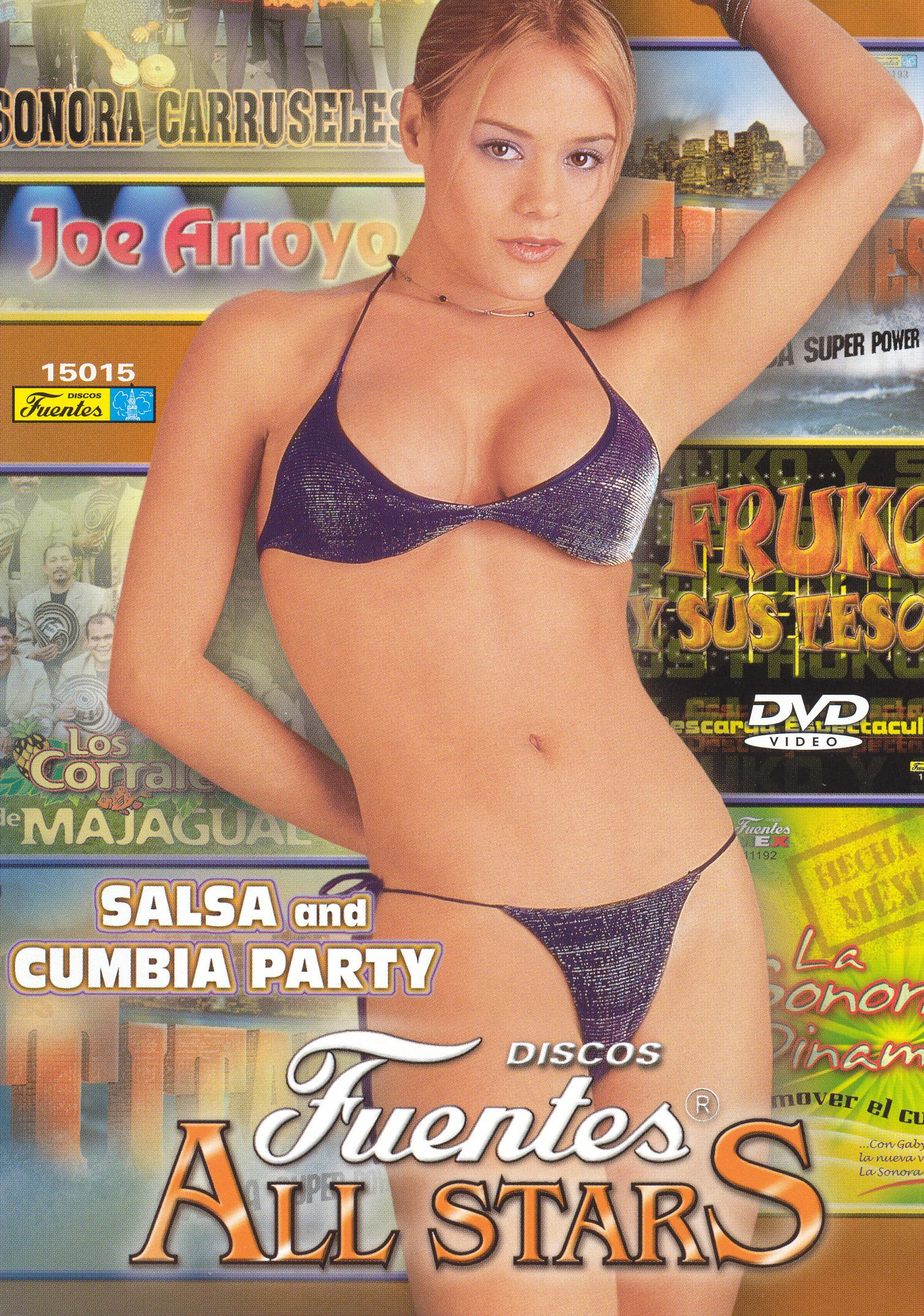 Discos Fuentes: Salsa and Cumbia Party