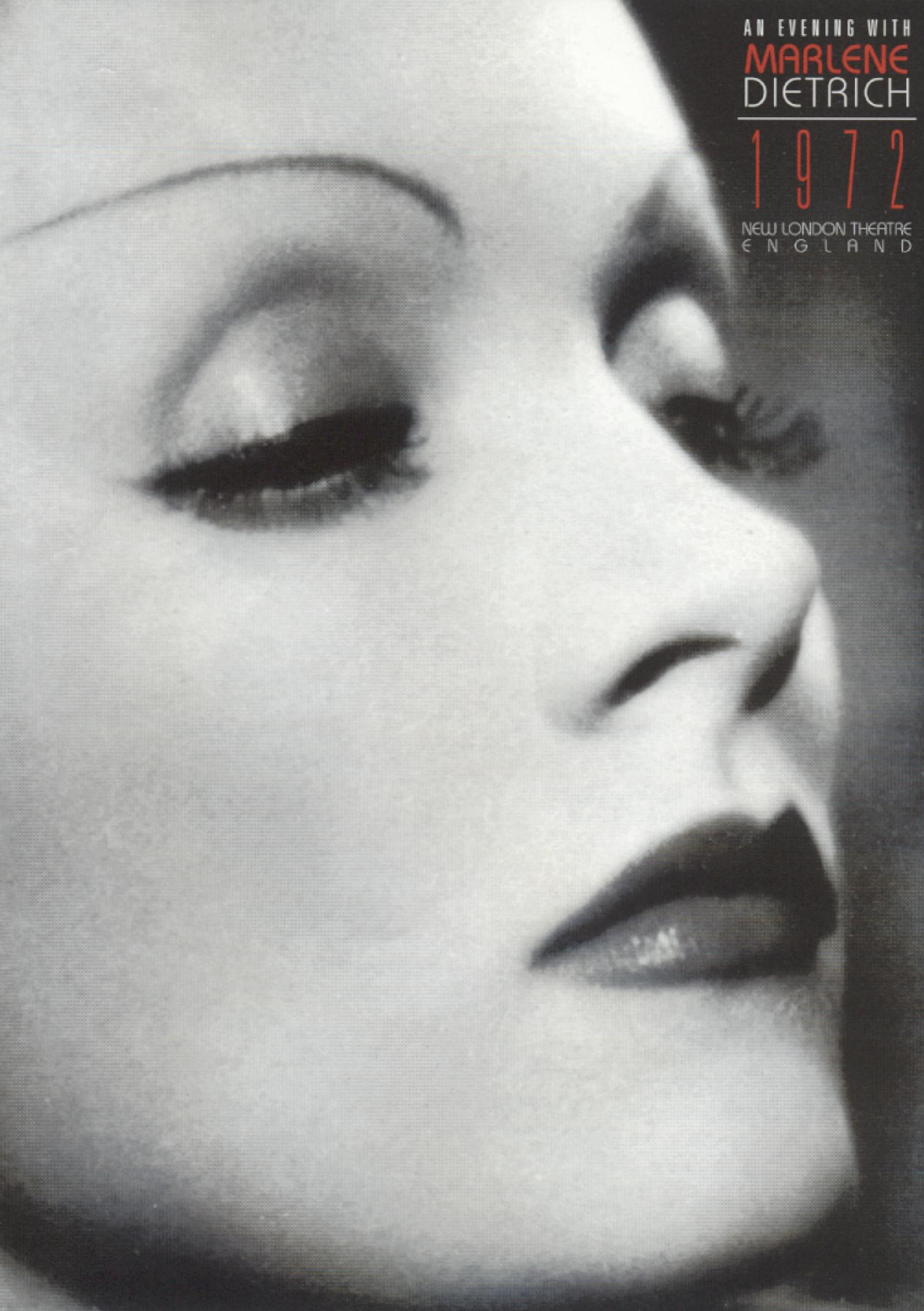 An Evening with Marlene Dietrich