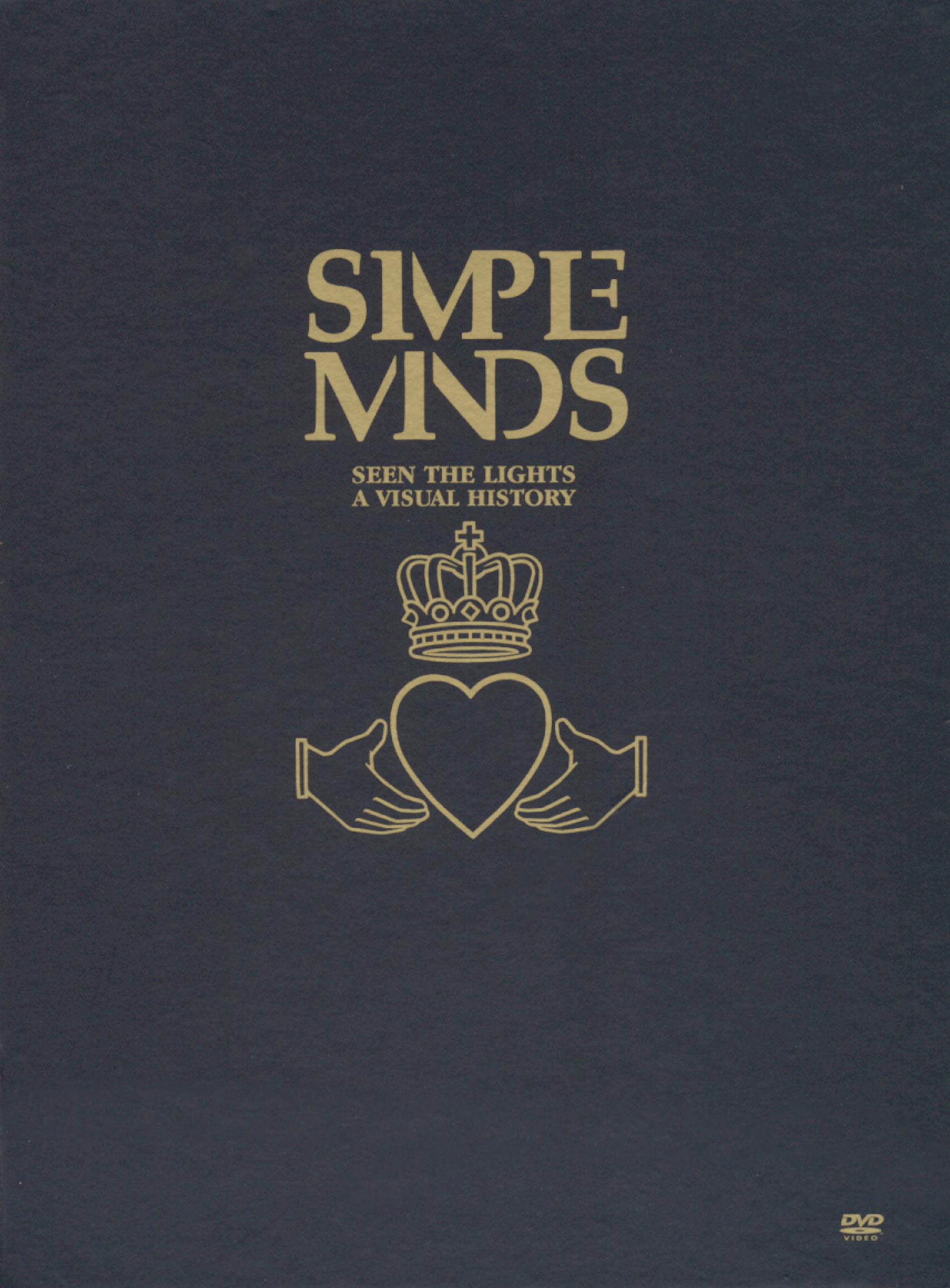 Simple Minds: Seen the Lights - A Visual History