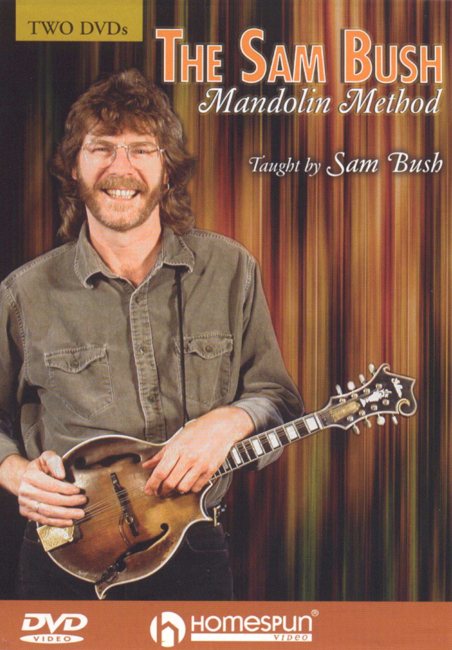 The Sam Bush Mandolin Method