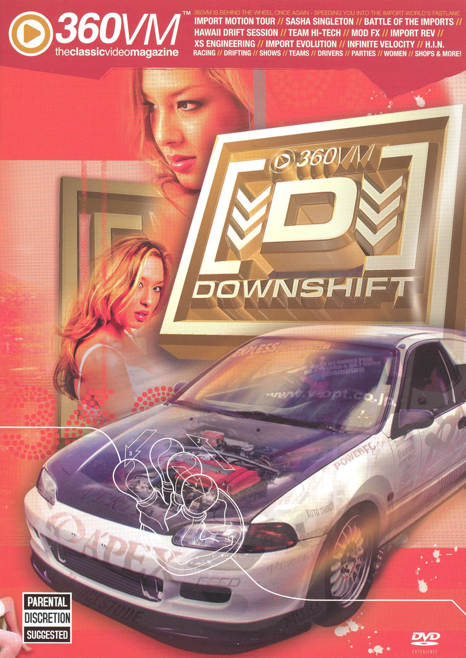 360 Video Magazine: Downshift