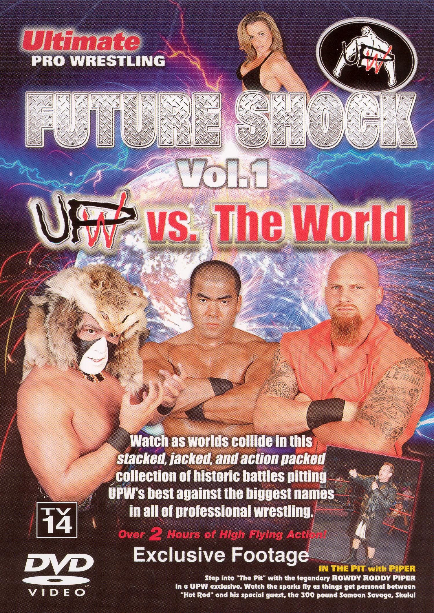 UPW: Future Shock, Vol. 1