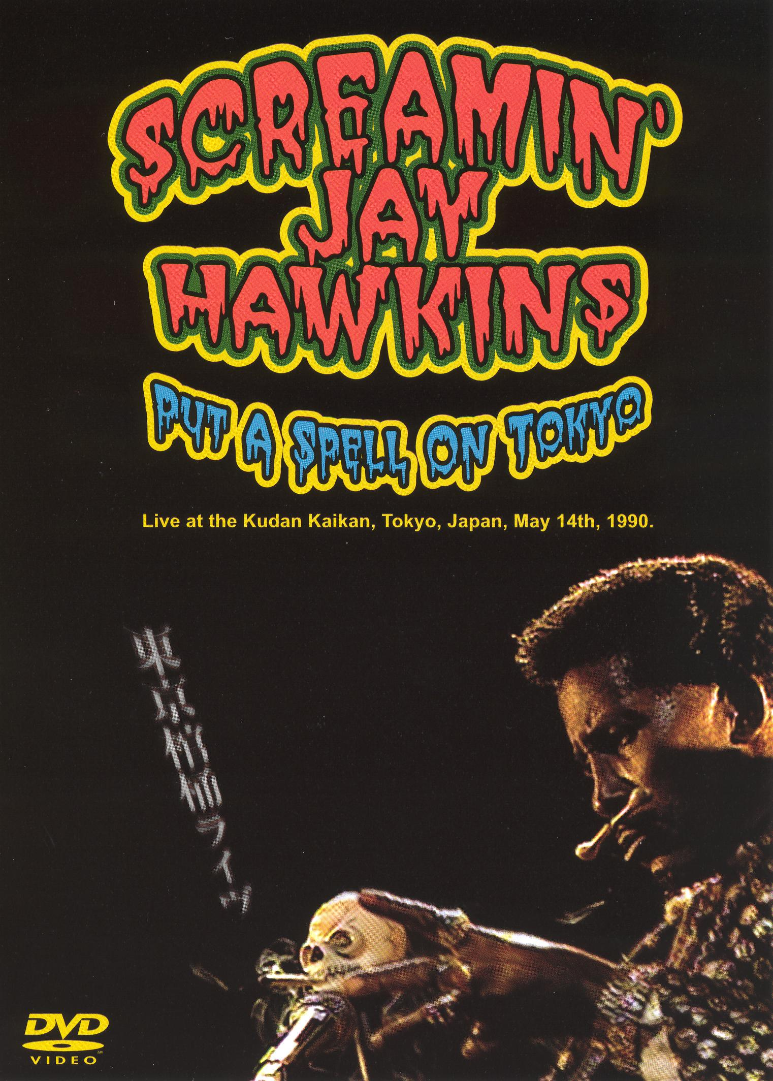 Screamin' Jay Hawkins: Put a Spell On Tokyo