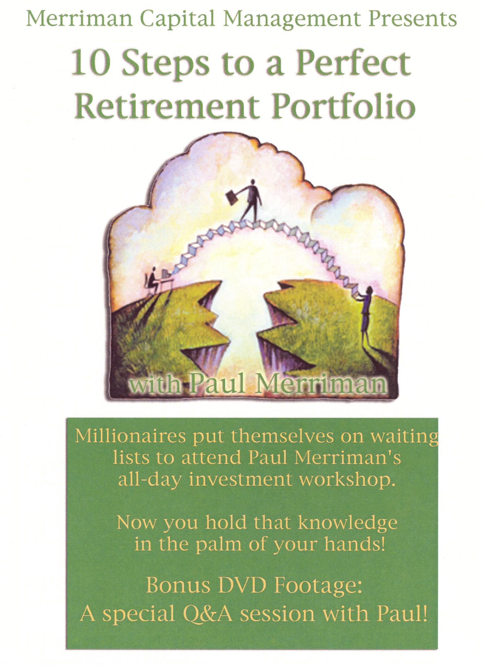 10 Steps to a Perfect Retirement Portfolio