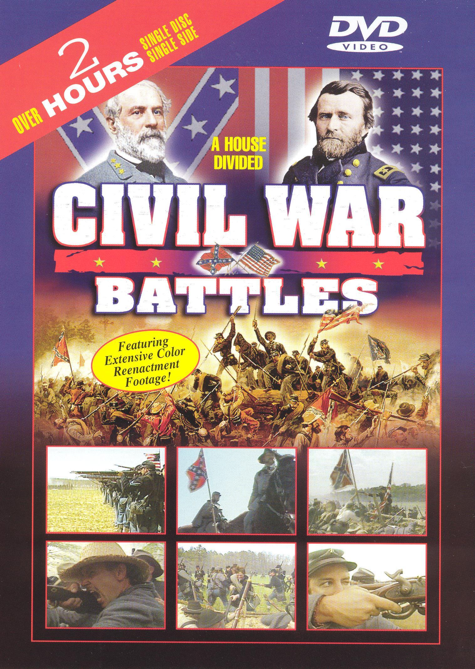 Civil War Battles: A House Divided